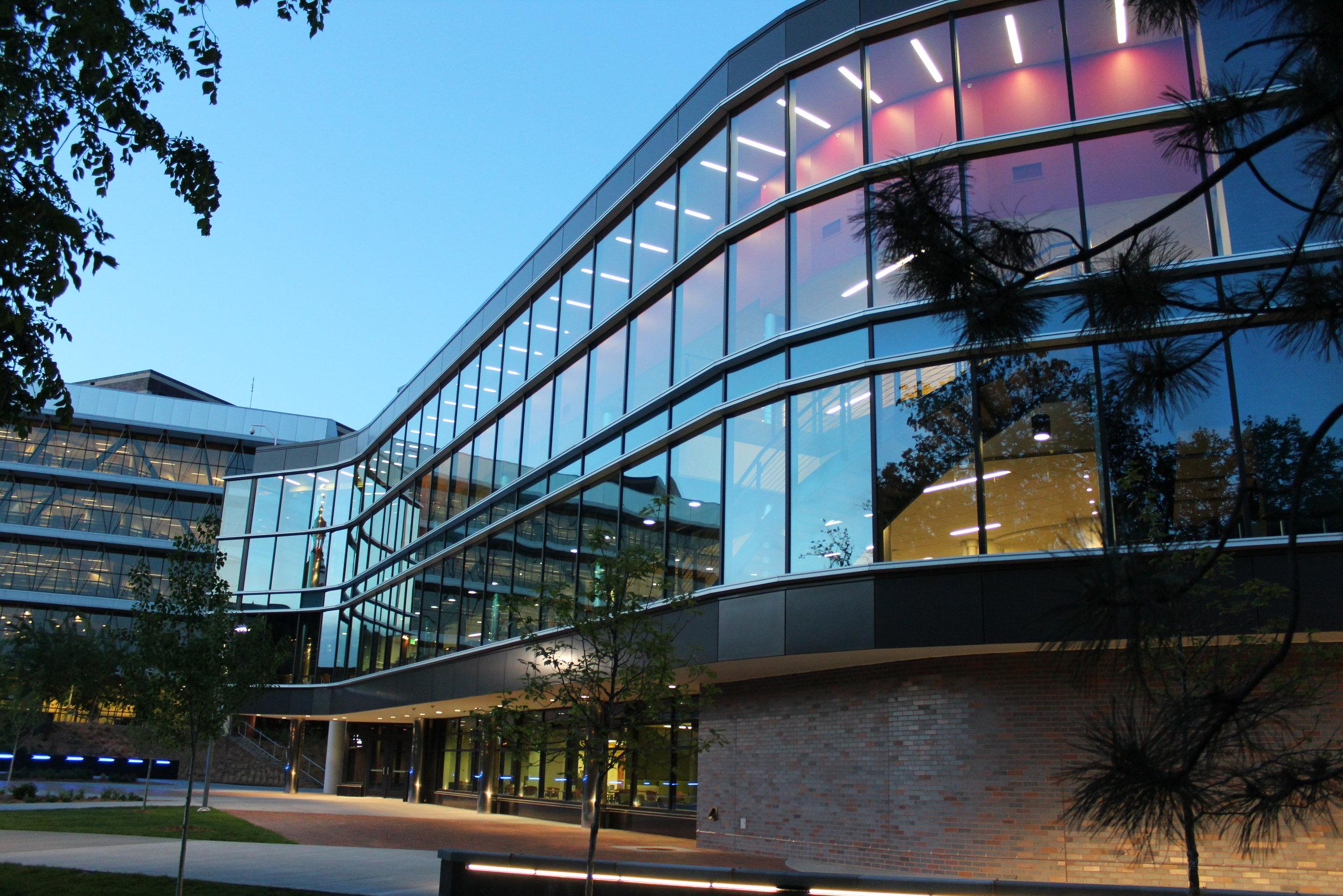 Minneapolis Community & Technical College Helland Student Center