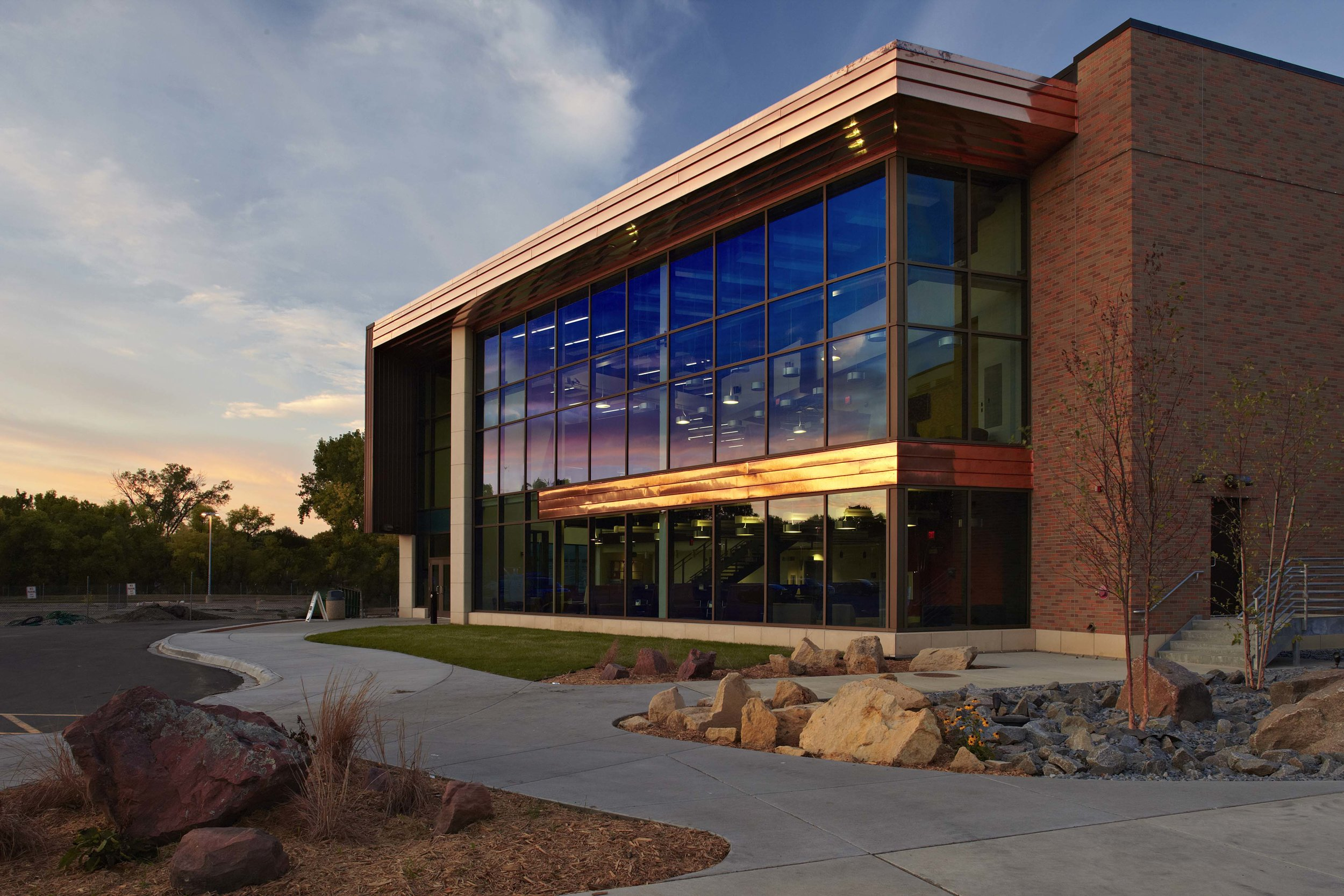 Normandale Community College Kopp Student Center