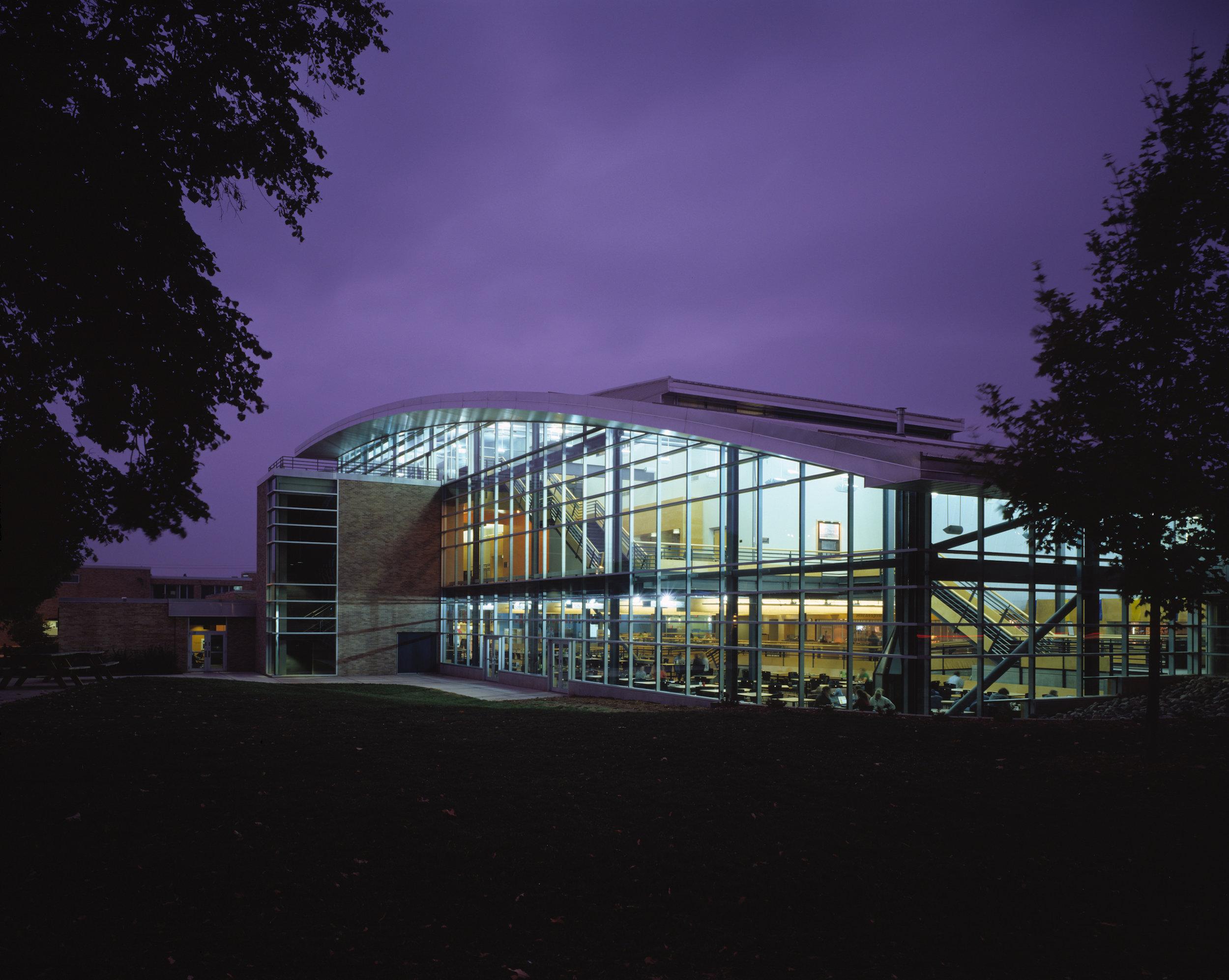 University of Wisconsin – Oshkosh Reeve Union