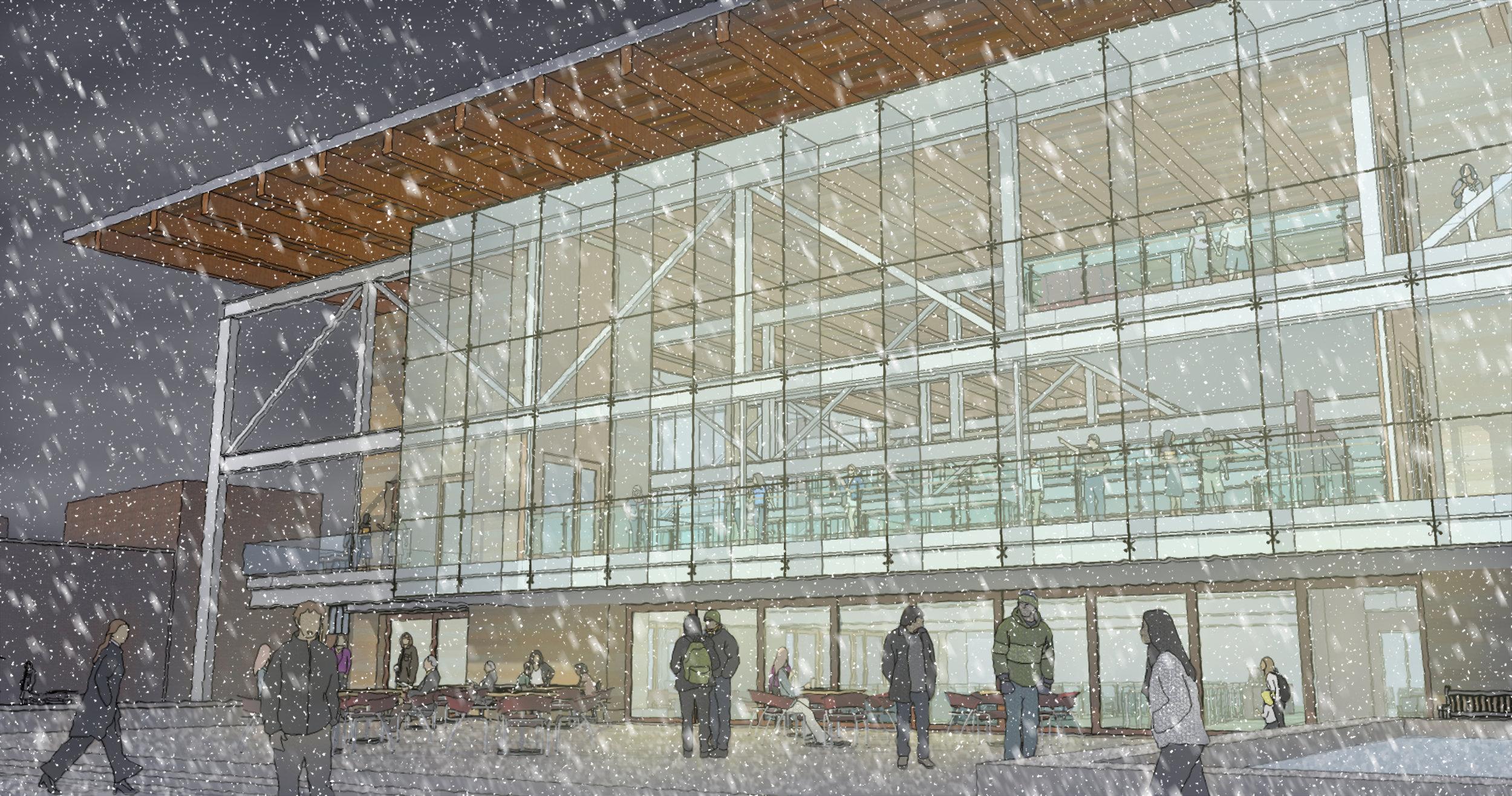 University of Minnesota Duluth Kirby Center Master Plan