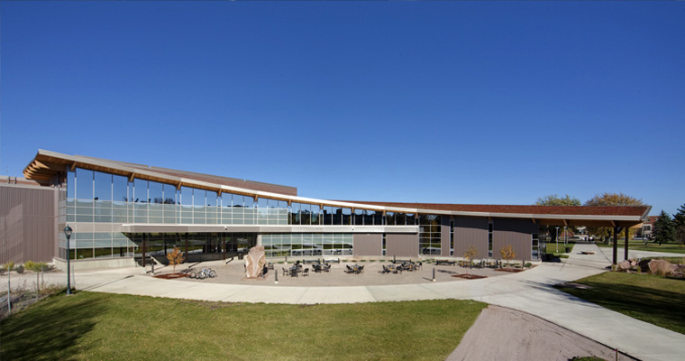 UW – Superior Union Awarded for Design Excellence