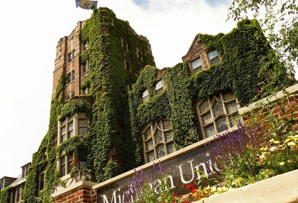 Workshop Begins Work on Iconic Michigan Union