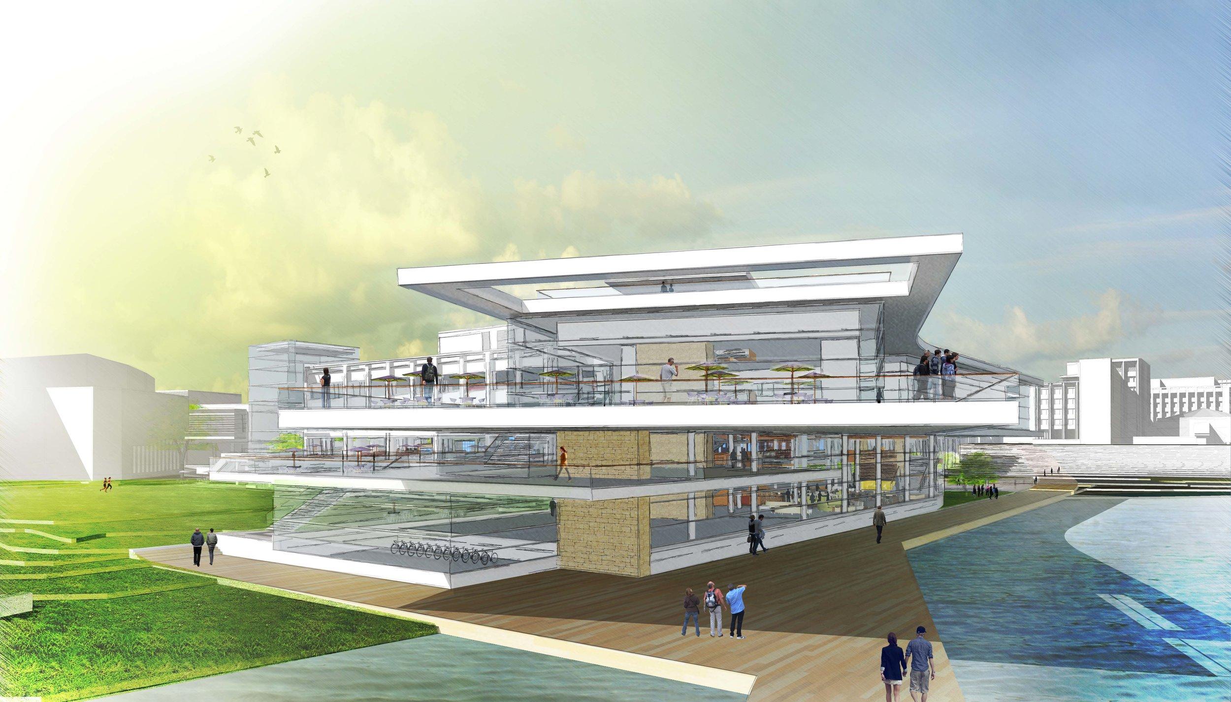 Northwestern University Norris University Center