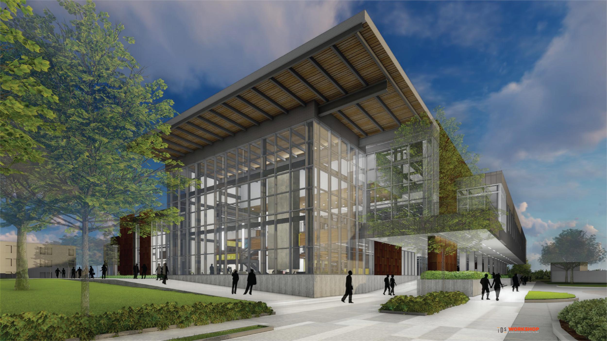 Oakland University Breaks Ground on Oakland Center Renovation