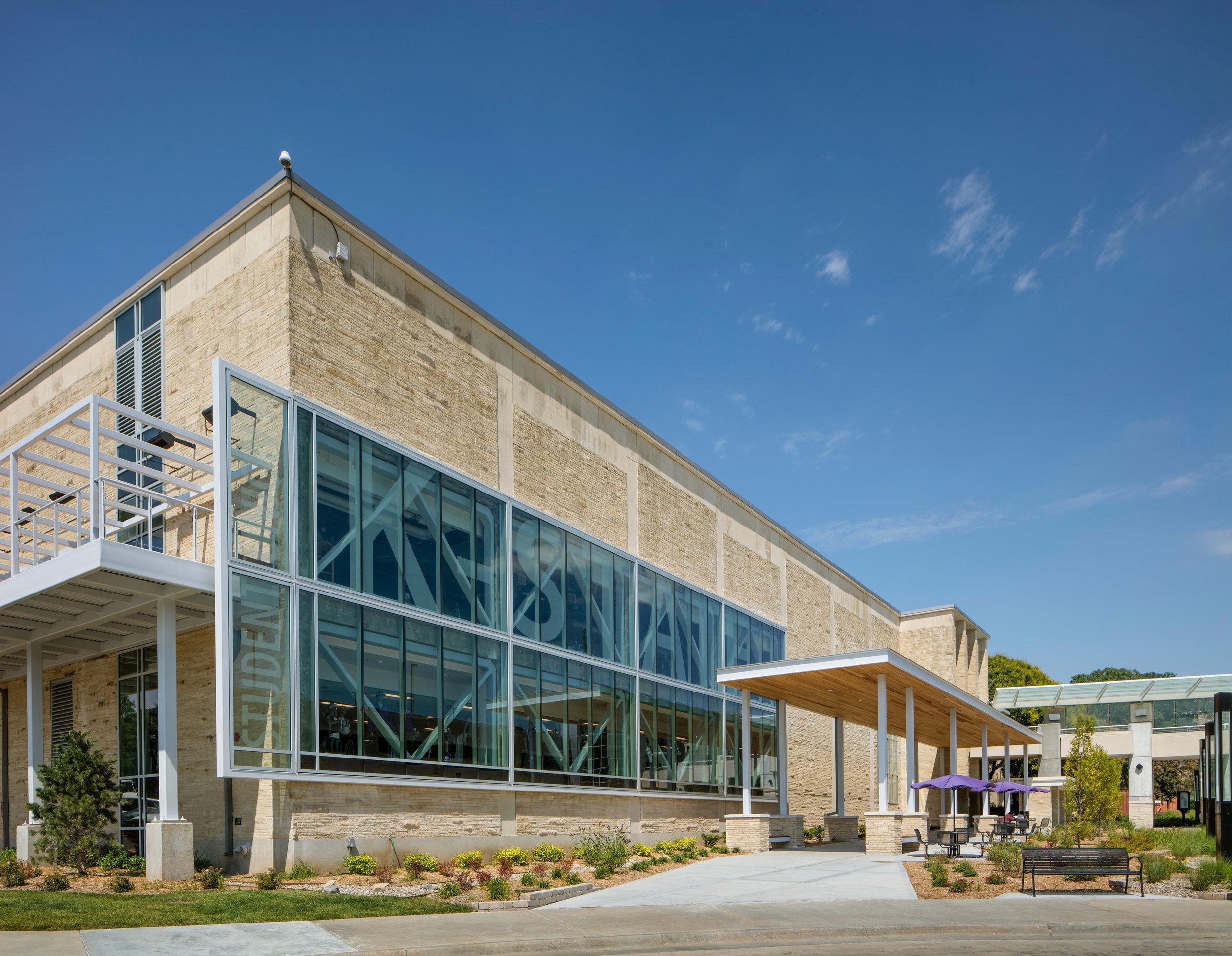 Kansas State University K-State Student Union