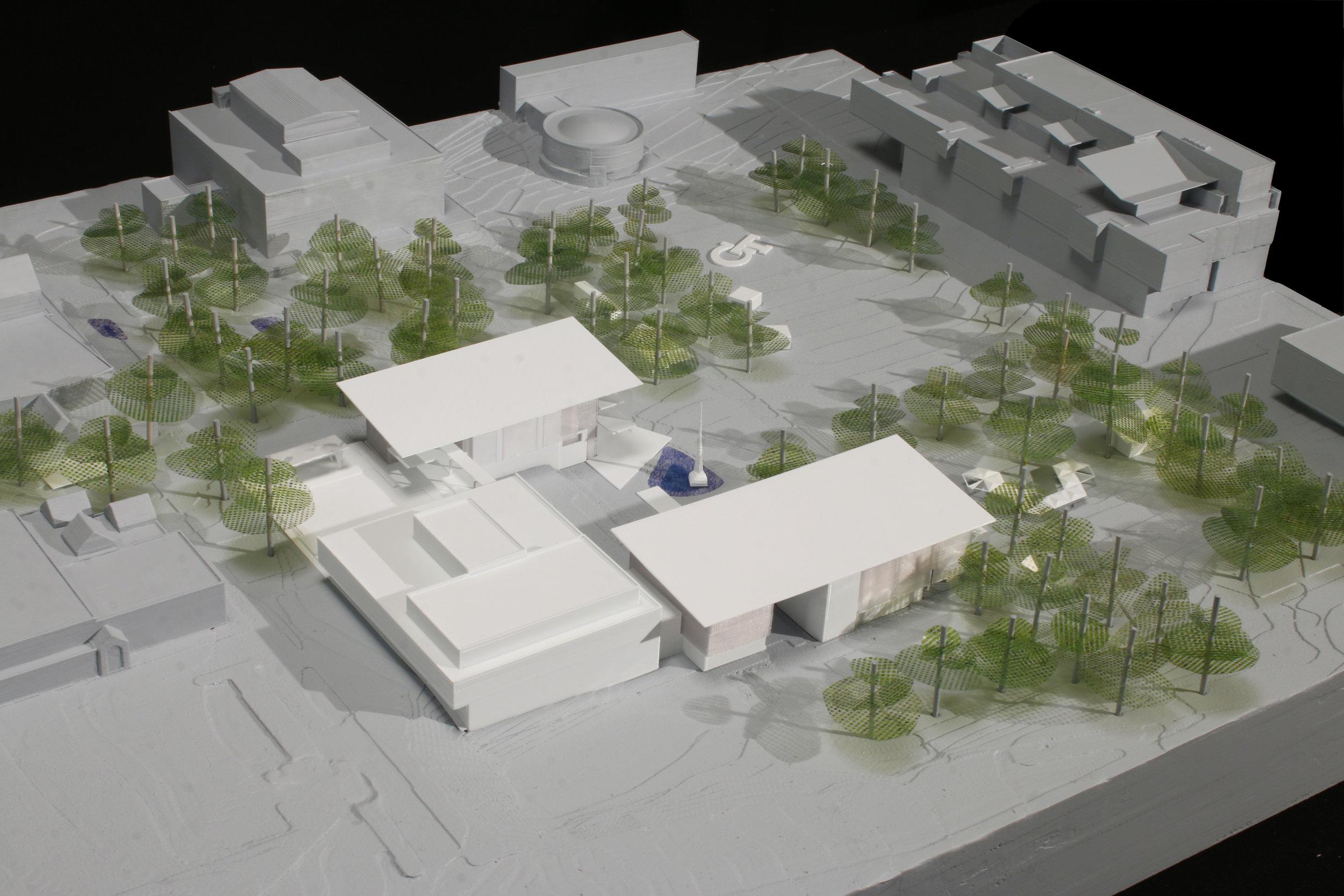 Workshop Wins Georgia Tech Campus Center Ideas Competition