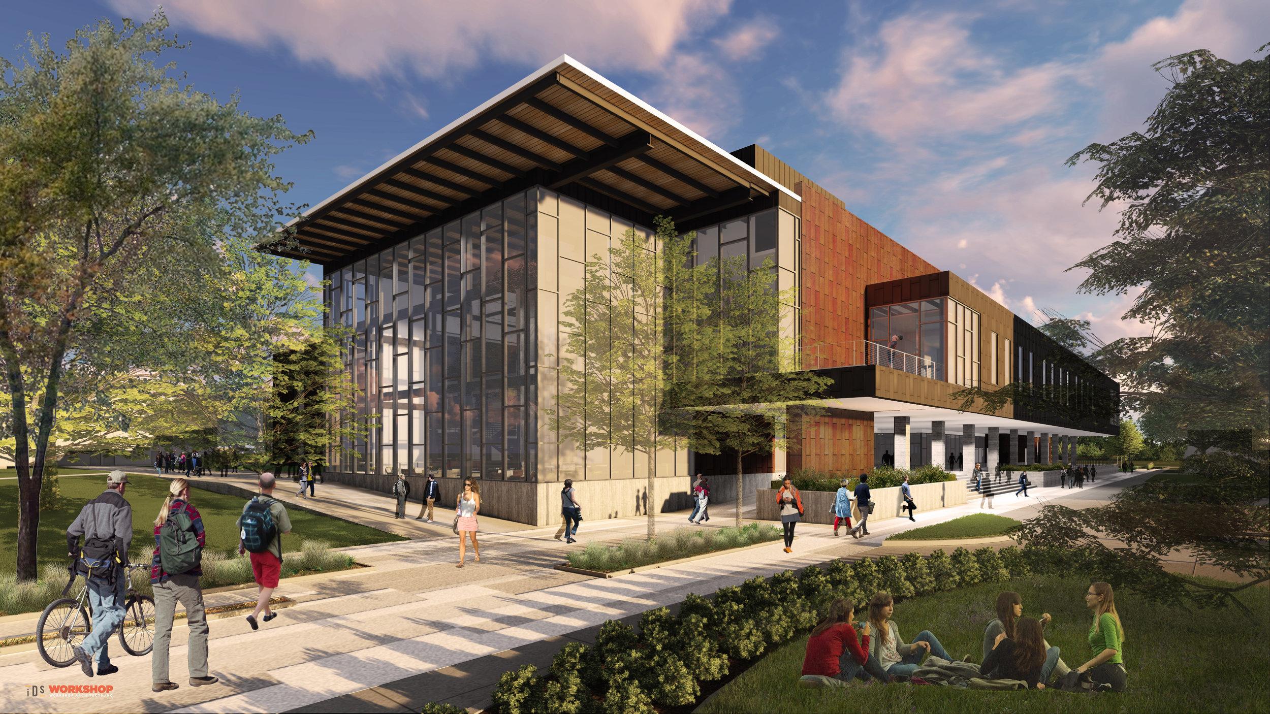 Oakland University Campus Center