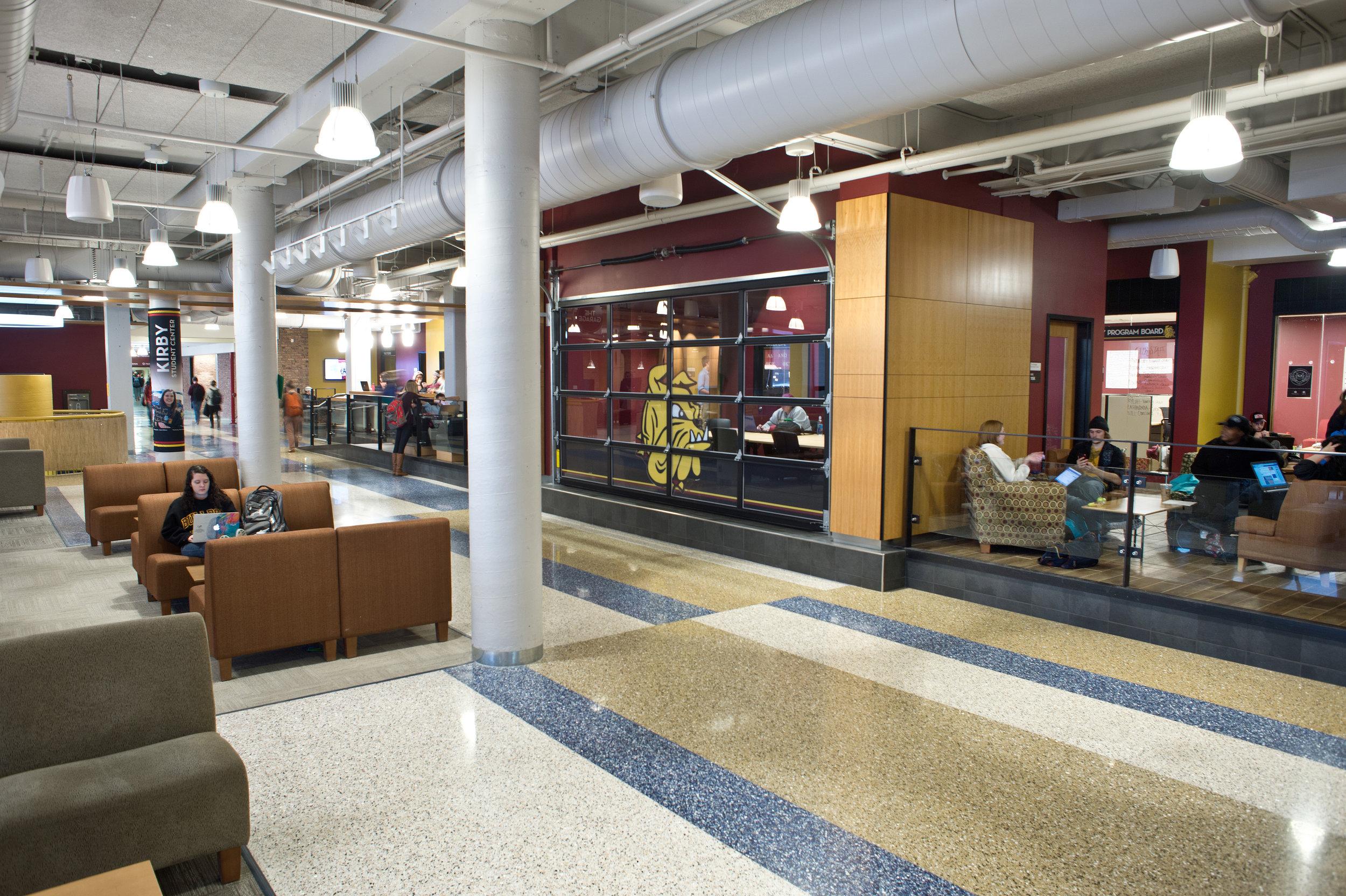 University of Minnesota Duluth Kirby Student Center