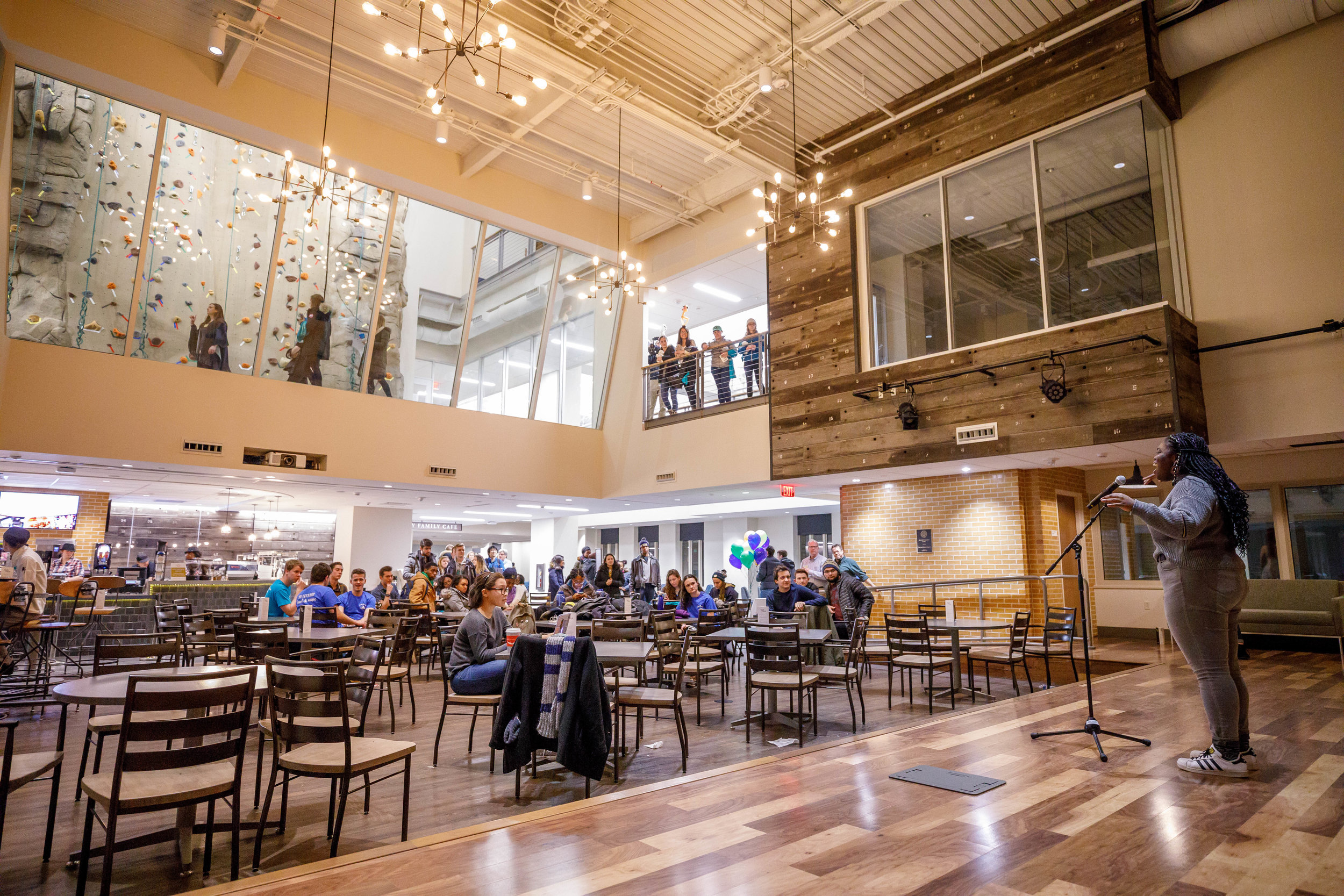 Duncan Student Center Wins SCUP/AIA-CAE Excellence in Architecture Award