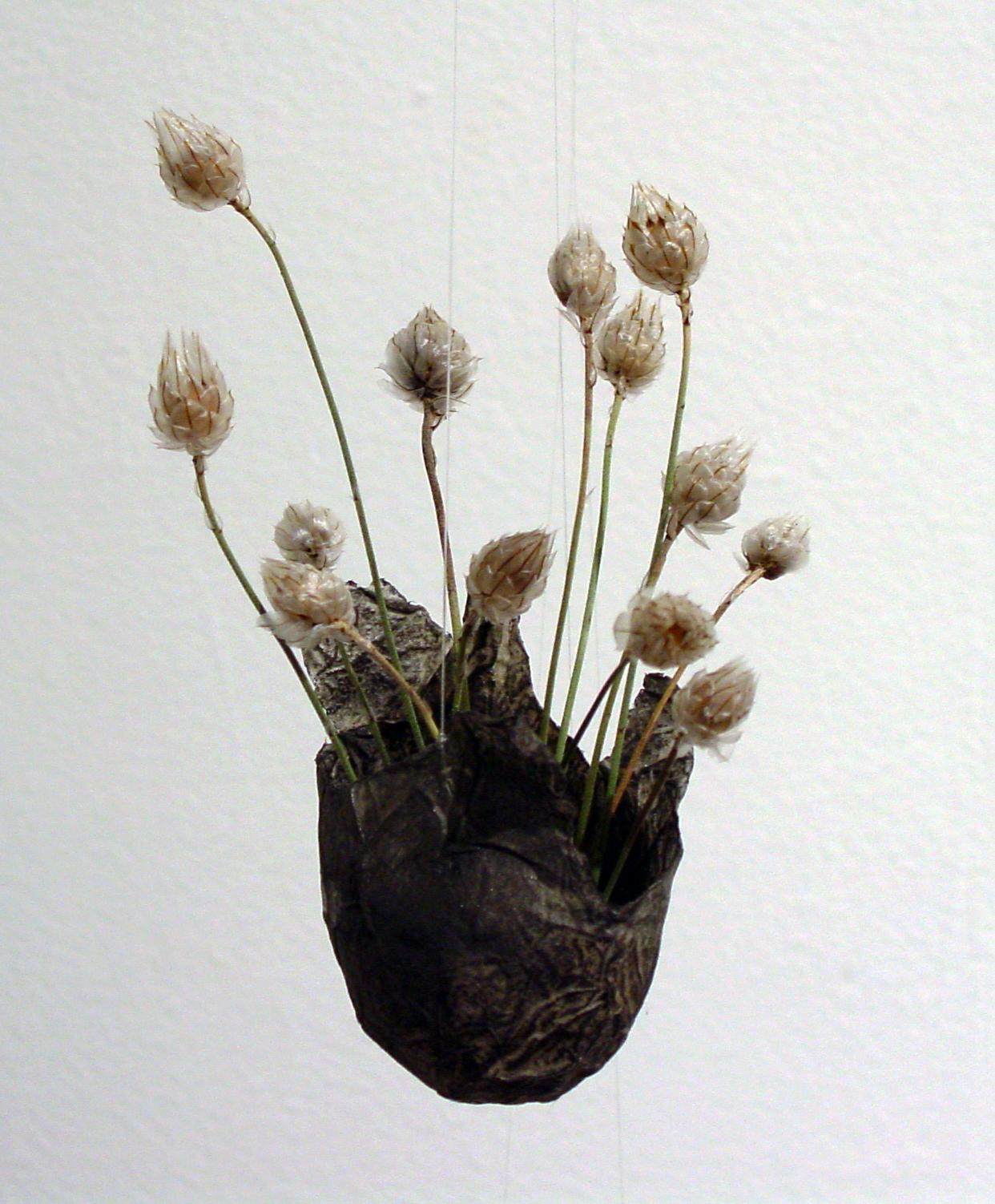 Ephemera: Bouquet in Graphite