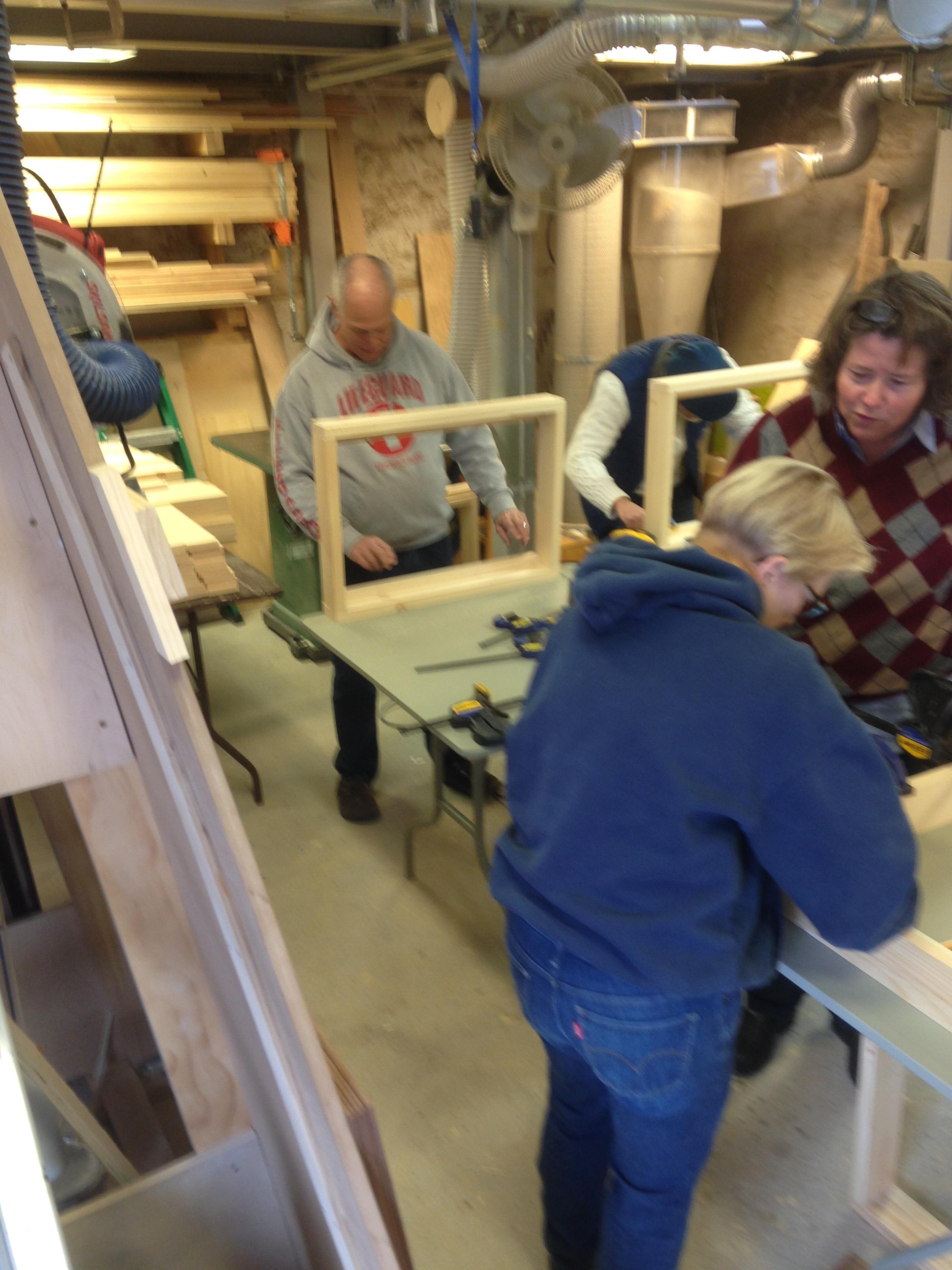 Frank Perrone Workshop