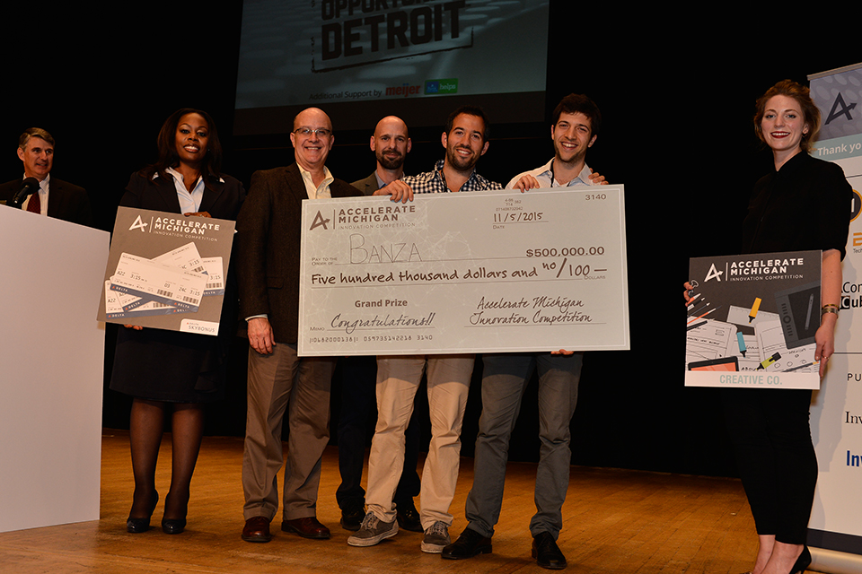 Accelerate Michigan Innovation Competition