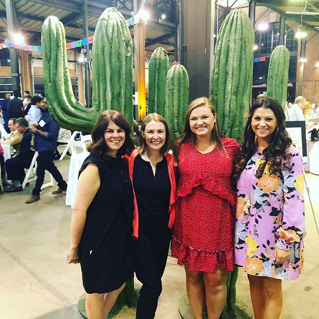 It was a fiesta for sure! Gems of Detroit benefiting Detroit Cristo Rey High School was a huge success this past Friday night. We had so much fun planning and seeing the event come to life. 🌵💃🏼