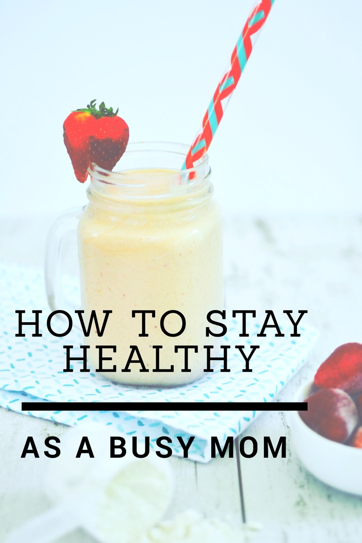 health for busy moms