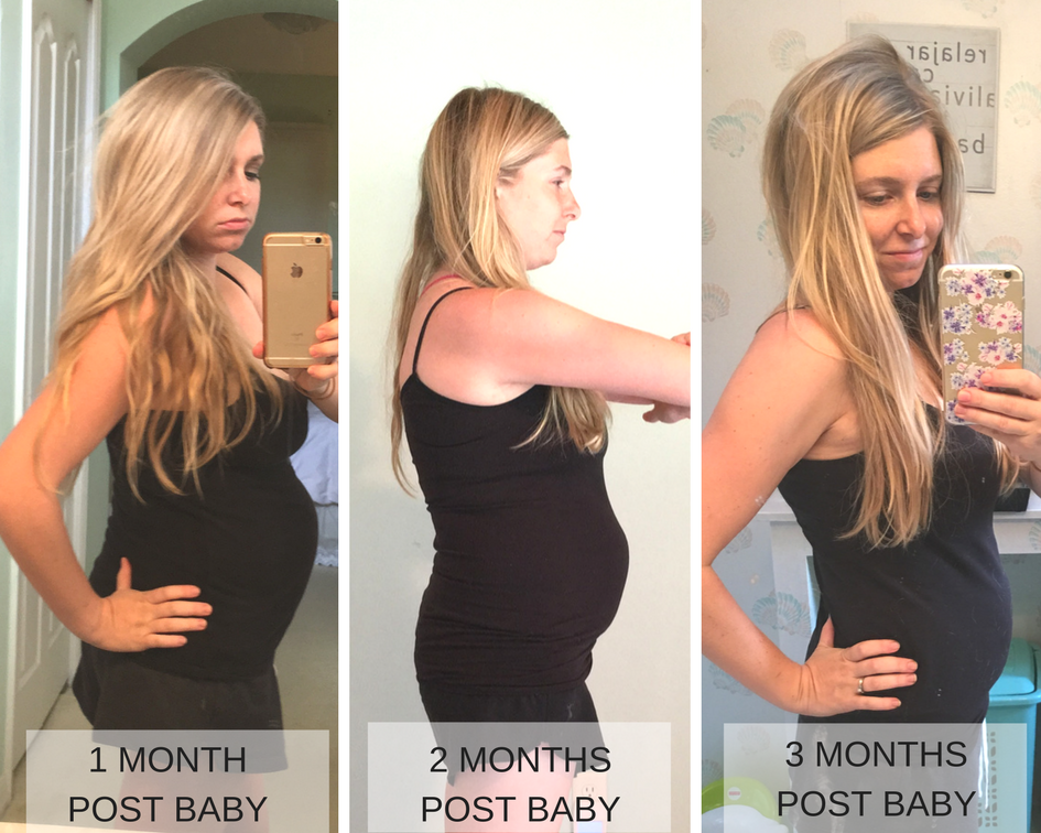 look at that progress from month 2 to 3!