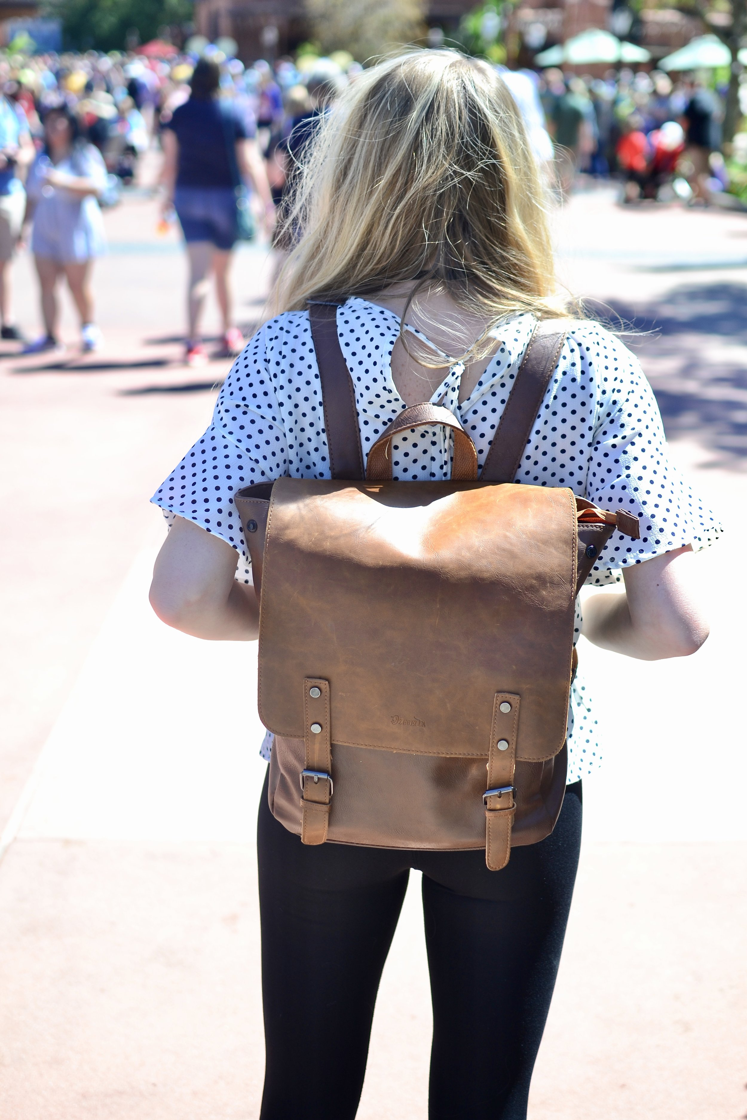 cute travel backpack
