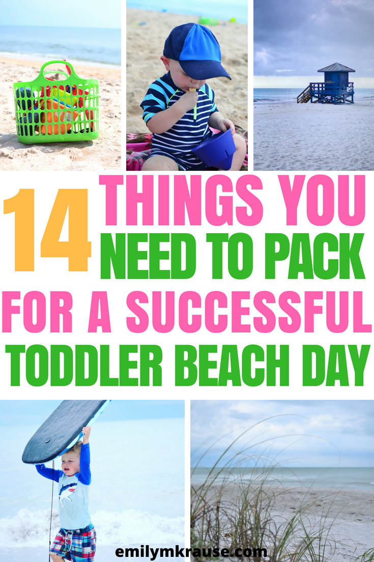14 things to pack for a successful beach day with toddlers.png