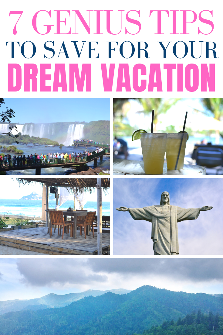 7 genius tips to save for your dream vacation