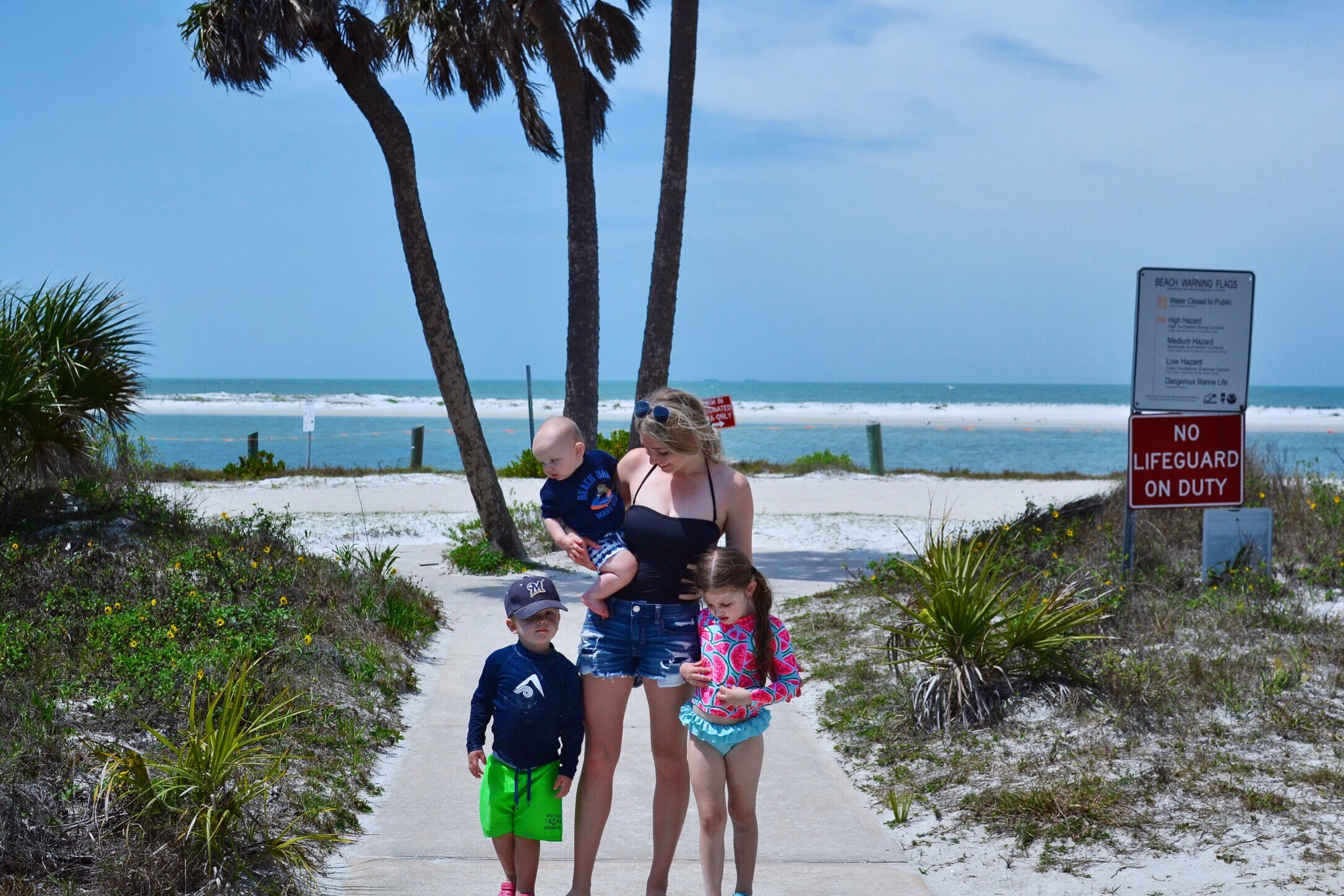 Fort De Soto Park - One of the Best Kid-friendly Beaches in the US