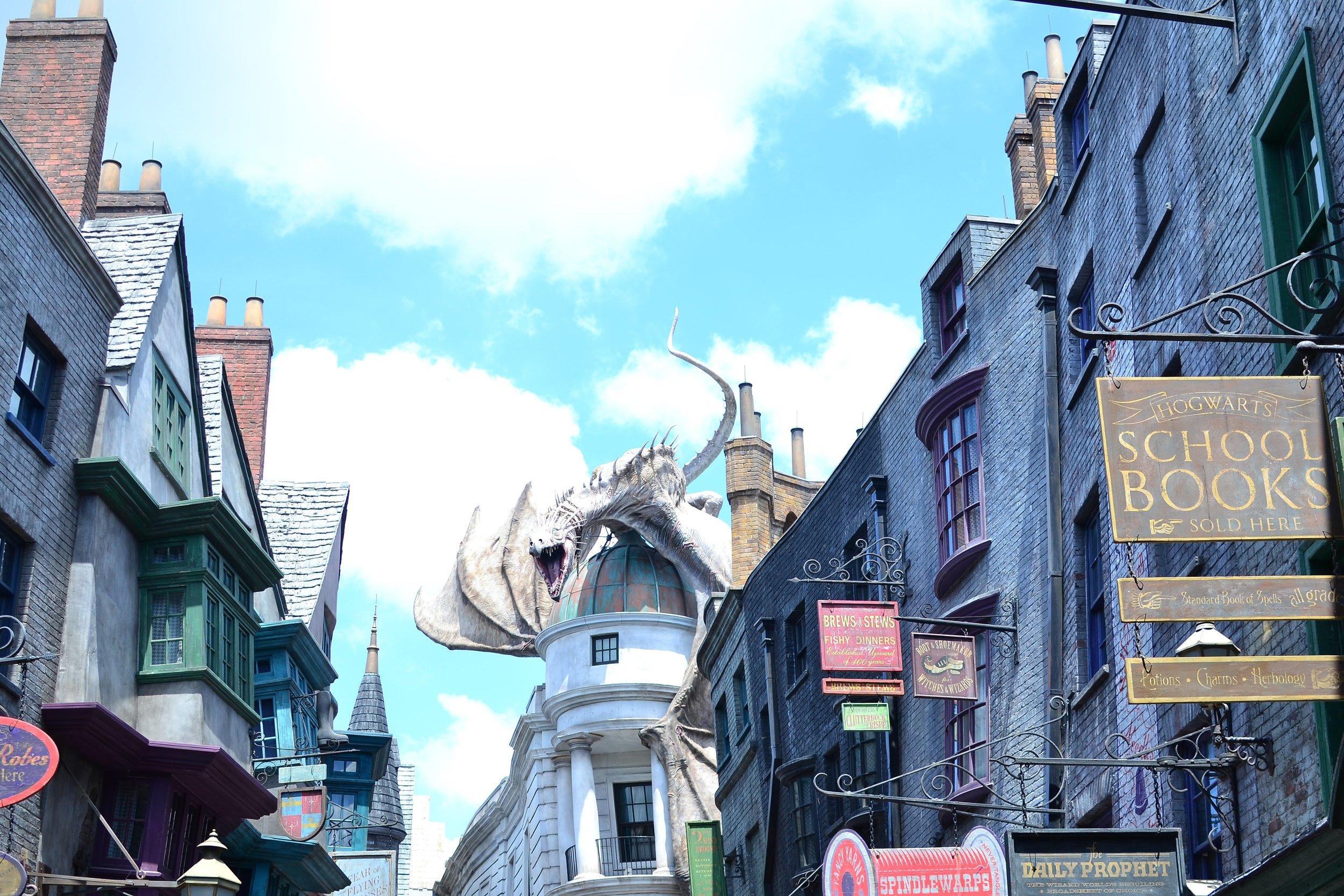 Wizarding World of Harry Potter at Universal Orlando