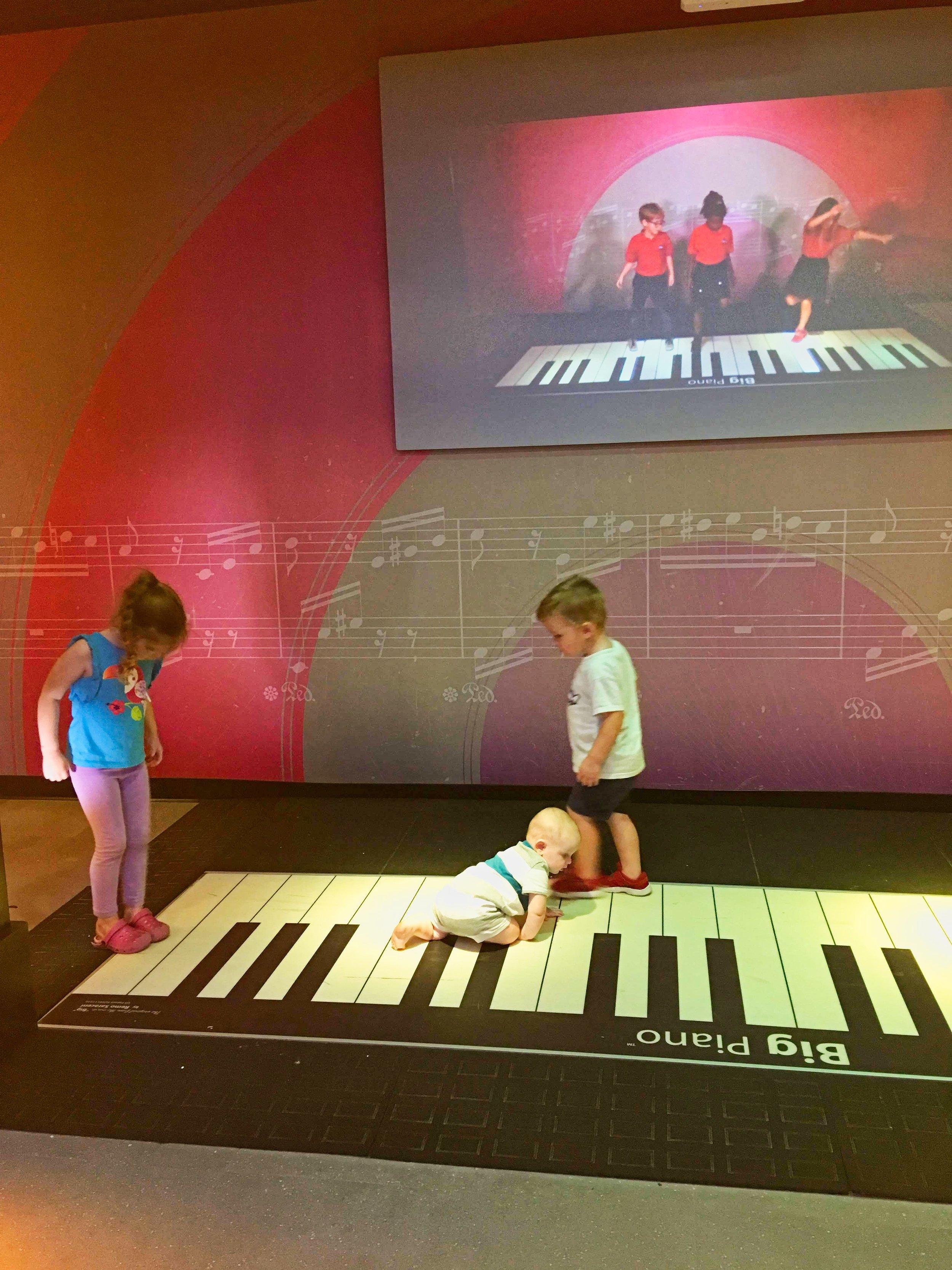 Miami Children's Museum - Music Makers Studio