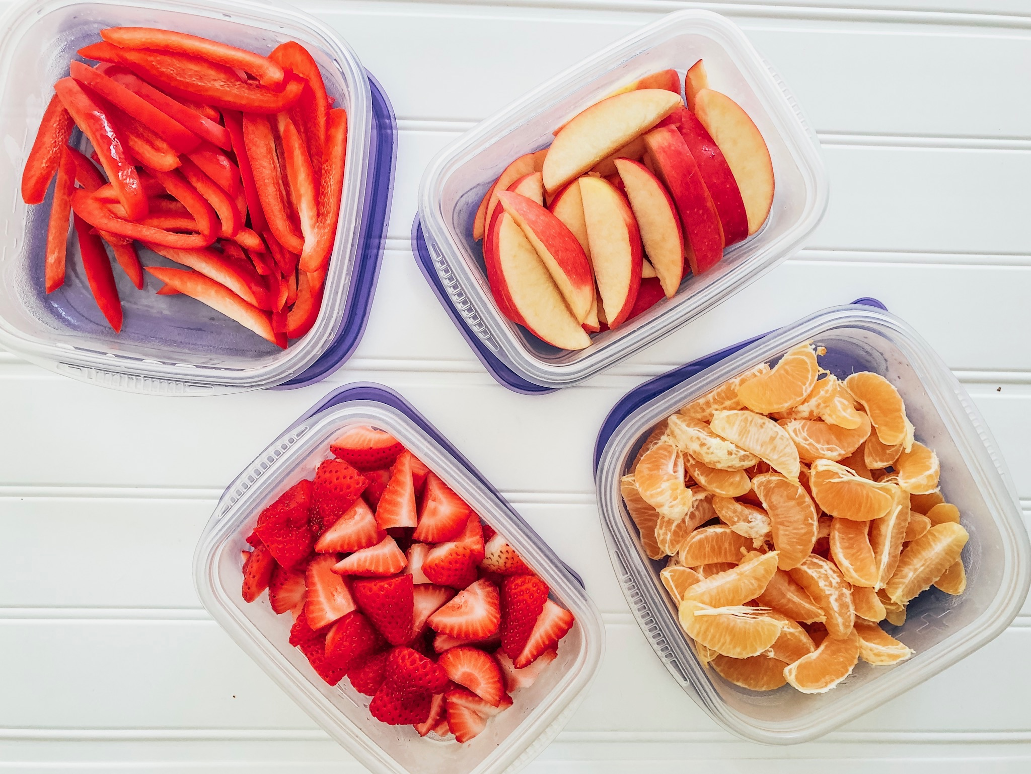 healthy road trip snacks for kids