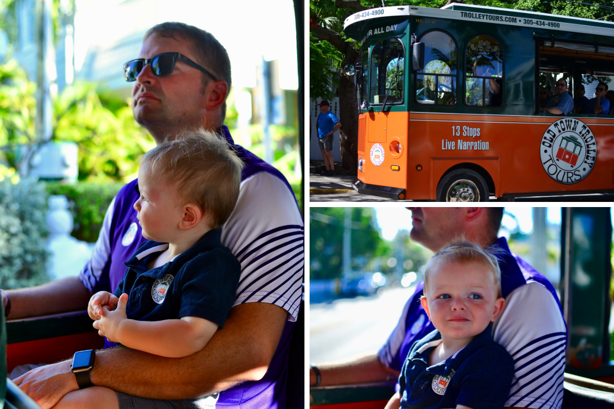 Old Town Trolley Tour in Key West, Florida