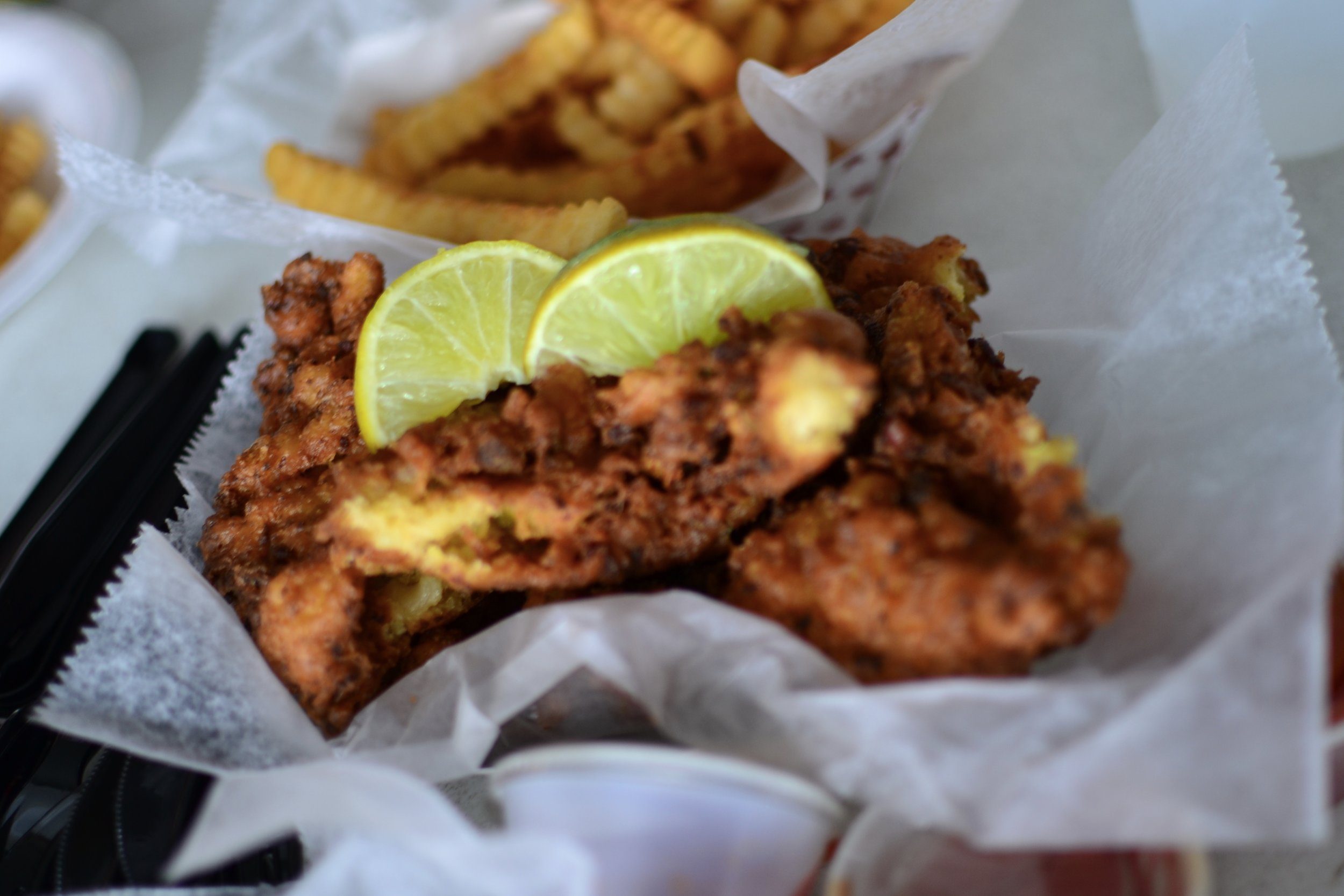 Conch Fritters Key Largo