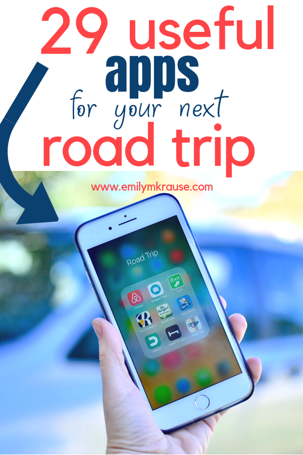 29 useful apps for your next road trip. How to pack for a road trip, navigate, and keep your family entertained..png