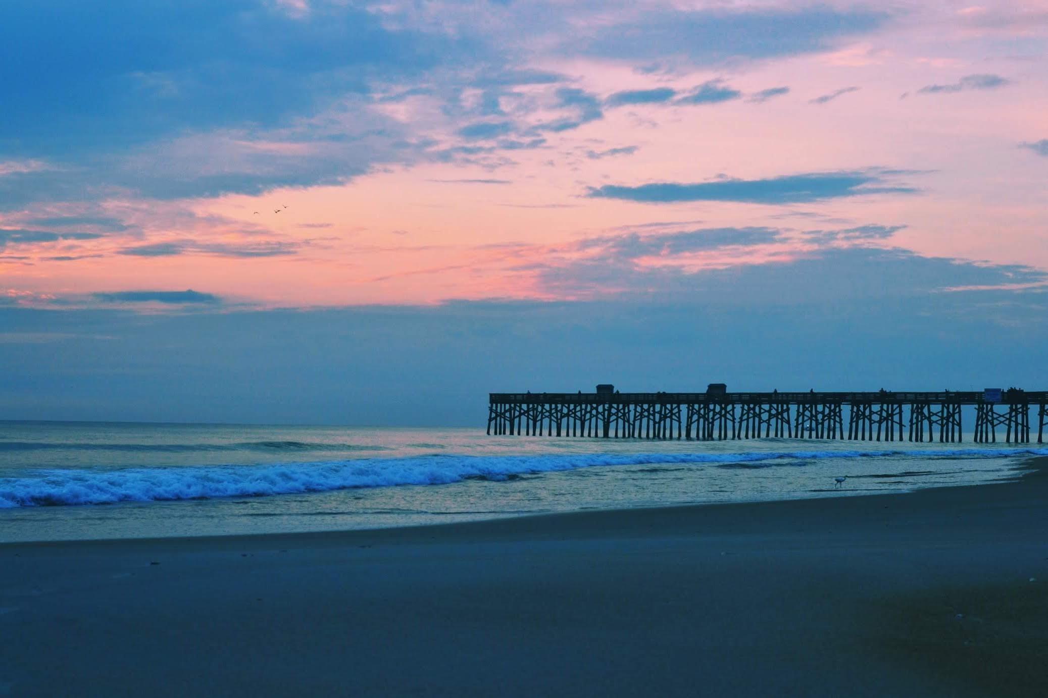 Sunrise at Flagler Beach.JPG