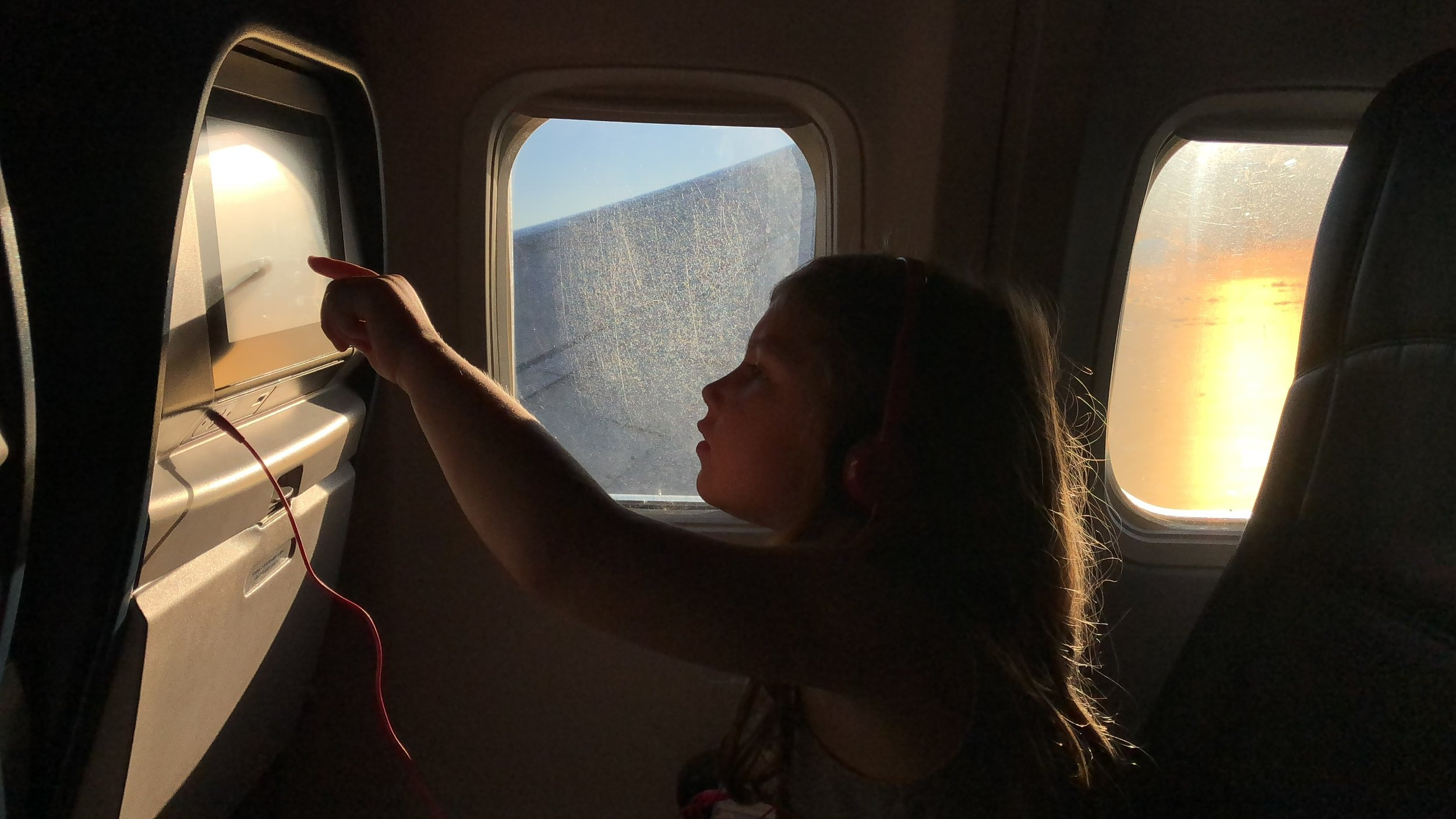 airplane travel hacks for kids