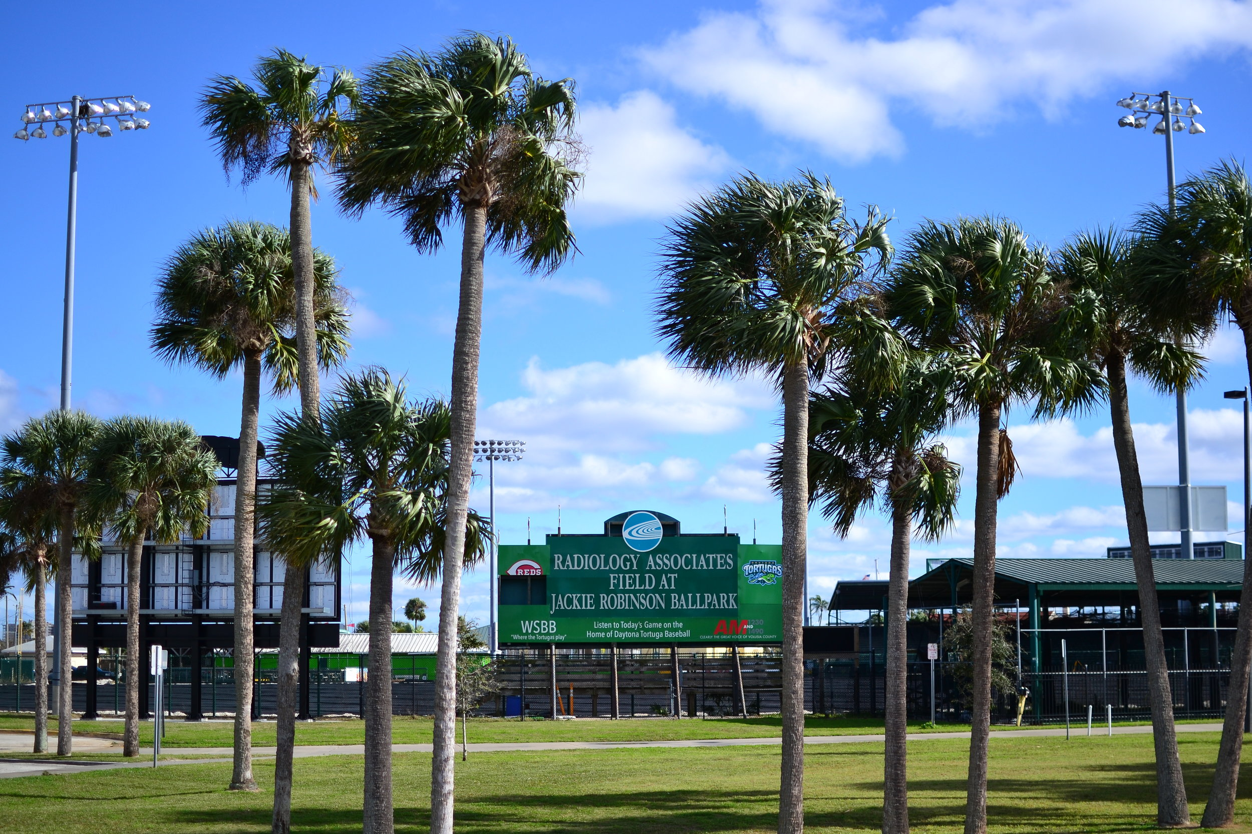 What to do in Daytona Beach: Watch a Daytona Tortugas Baseball Game
