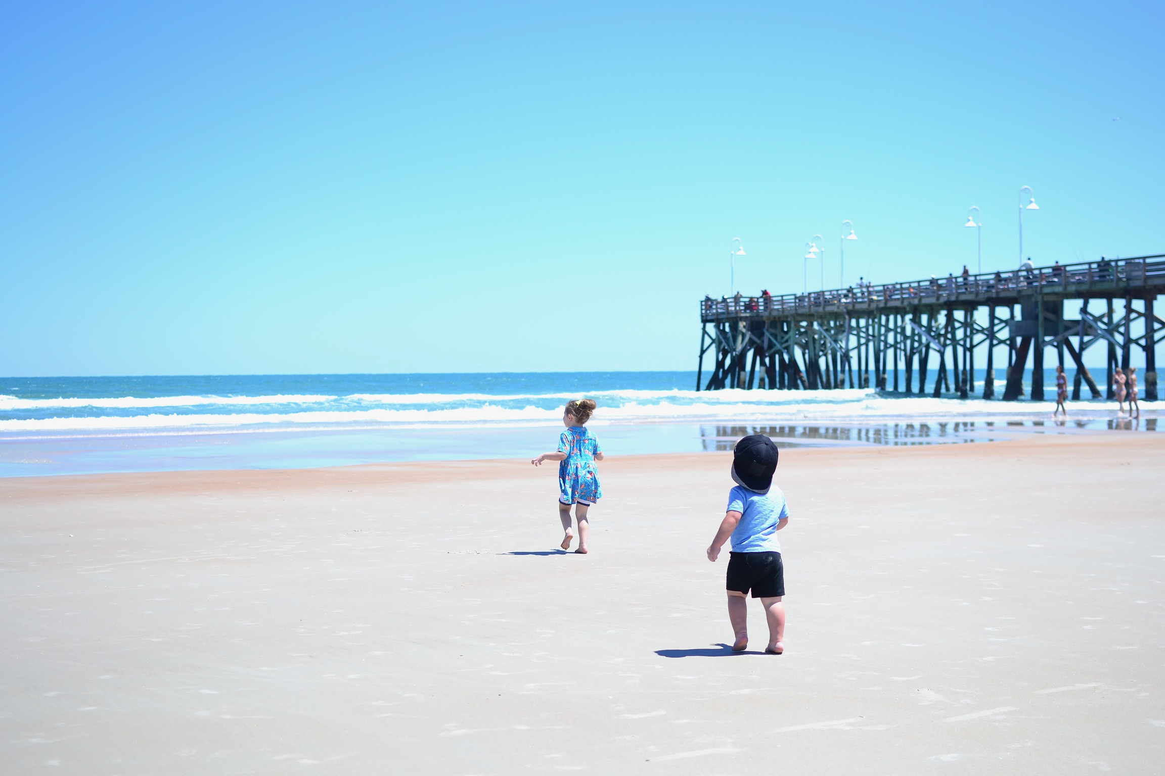 Daytona Beach with Kids