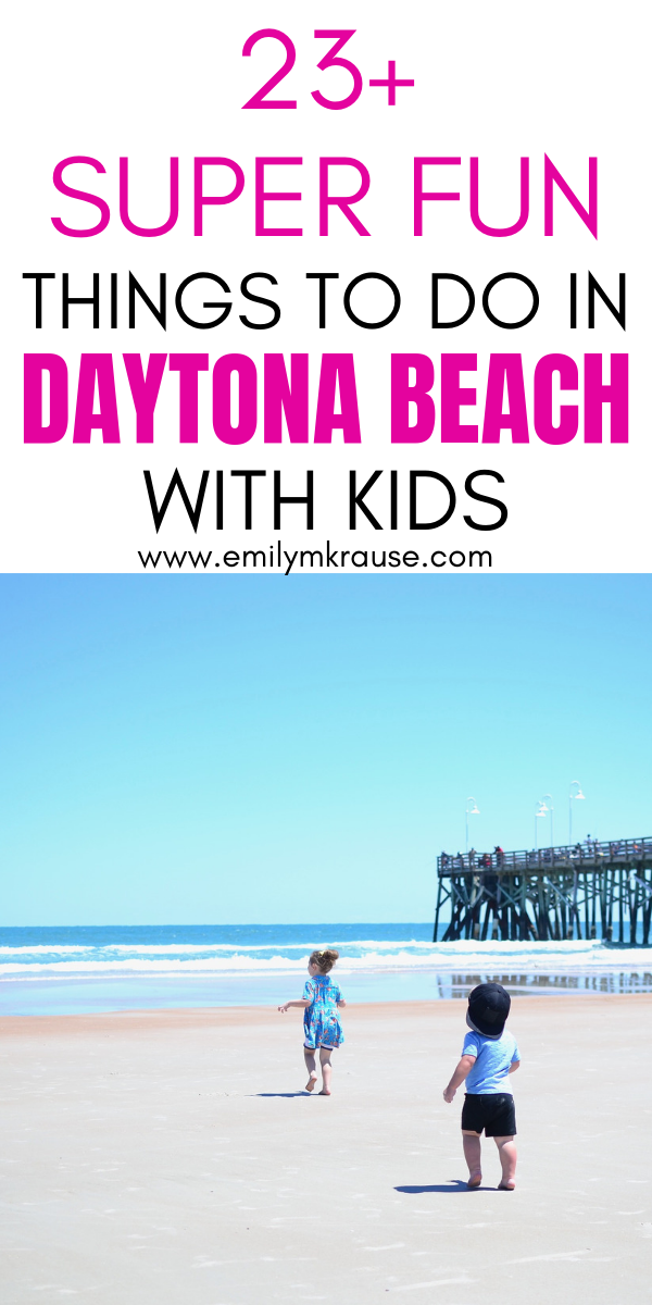 With all the spring break crowds, is Daytona Beach family friendly? I say yes! There are so many cheap and free things to do with kids in Daytona Beach! Here are our favorite activities Daytona Beach family restauran-2.png