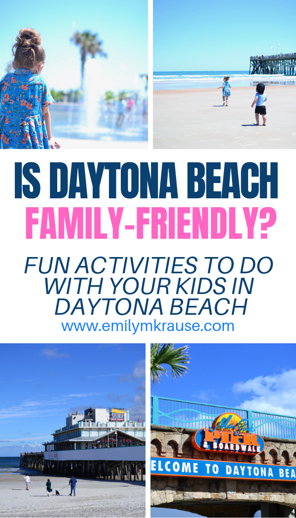 With all the spring break crowds, is Daytona Beach family friendly? I say yes! There are so many cheap and free things to do with kids in Daytona Beach! Here are our favorite activities Daytona Beach family restauran-3.png