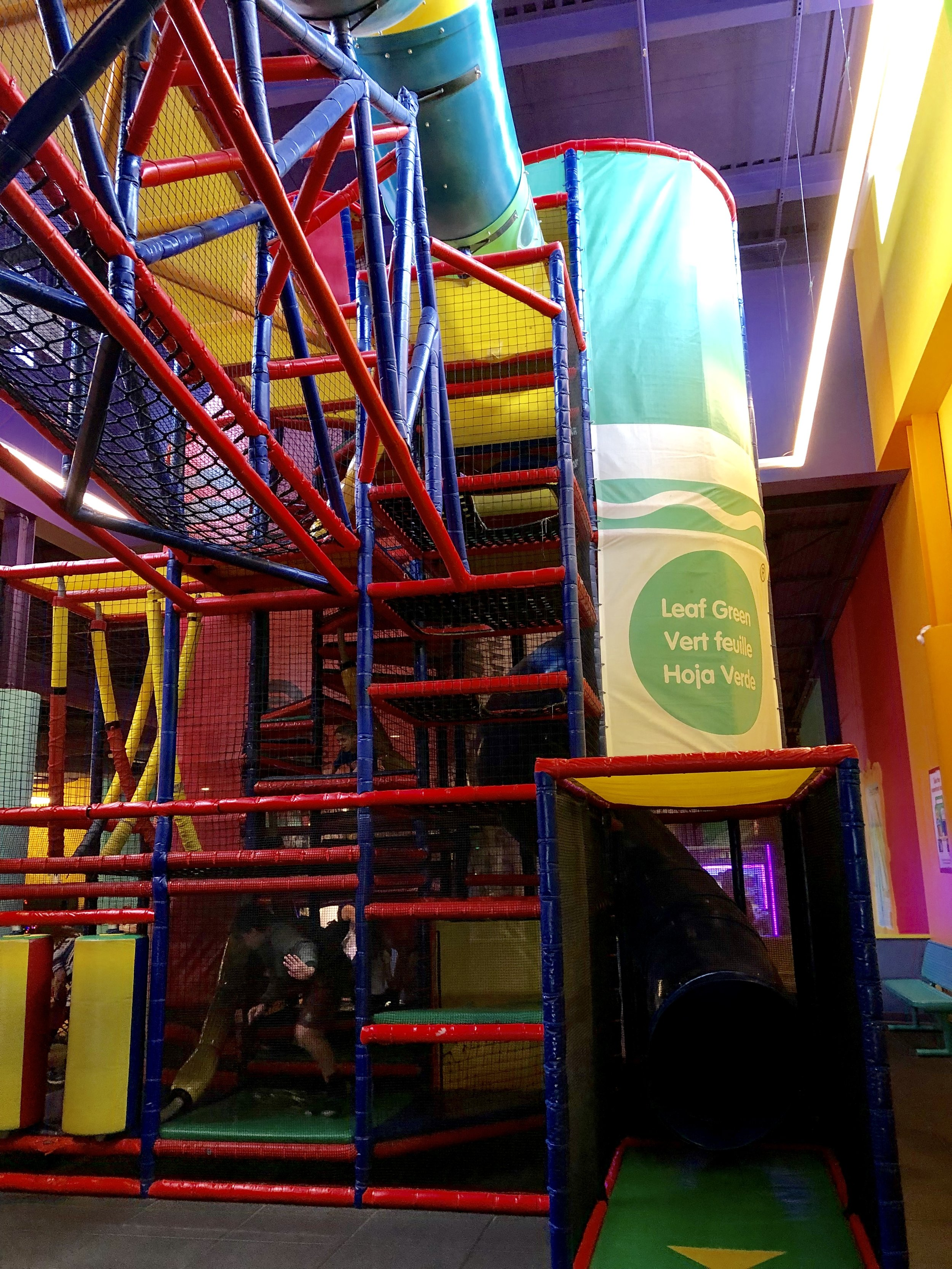 Playground at Crayola Experience Orlando