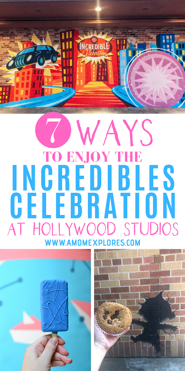 Ever wondered where to find that Incredibles Wall you see all over Instagram? This post will show you how to find the Incredibles Celebration in Hollywood Studios and how to celebrate with the Incredibles at Pixar Pl.jpg