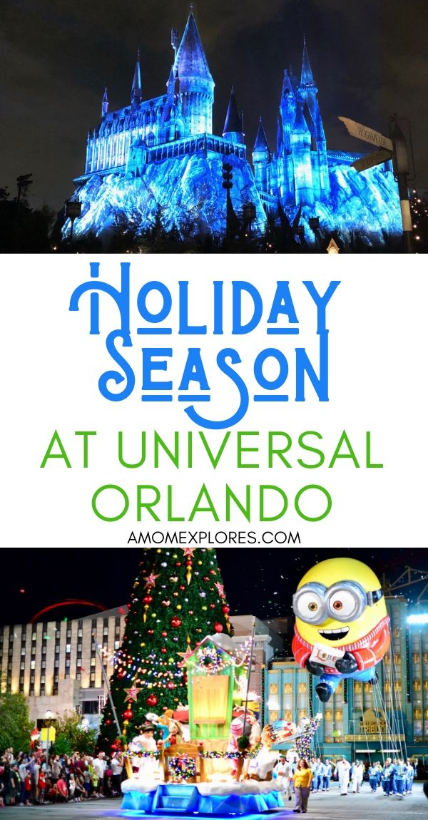 Why Holiday Season and Christmas are the BEST at Universal Orlando. Celebrate with the Grinch, Harry Potter, the Minions, and more with parades and parties galore! Why.jpg