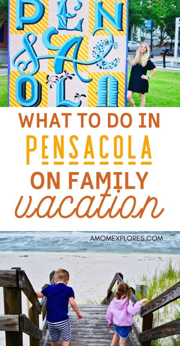 Pensacola fun activities for your family vacation. There are so many great attractions in Pensacola with kids. Here's what to do and where to stay in Pensacola..jpg