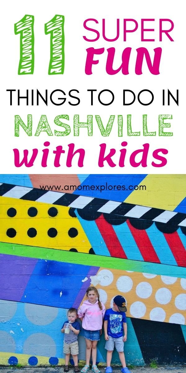 Looking for family-friendly fun in Nashville_ If you're planning your next family trip to Music City, here's what to do in Nashville with young children. Where to stay, what to do, kid-friendly honky tonks in Nashvil.jpg
