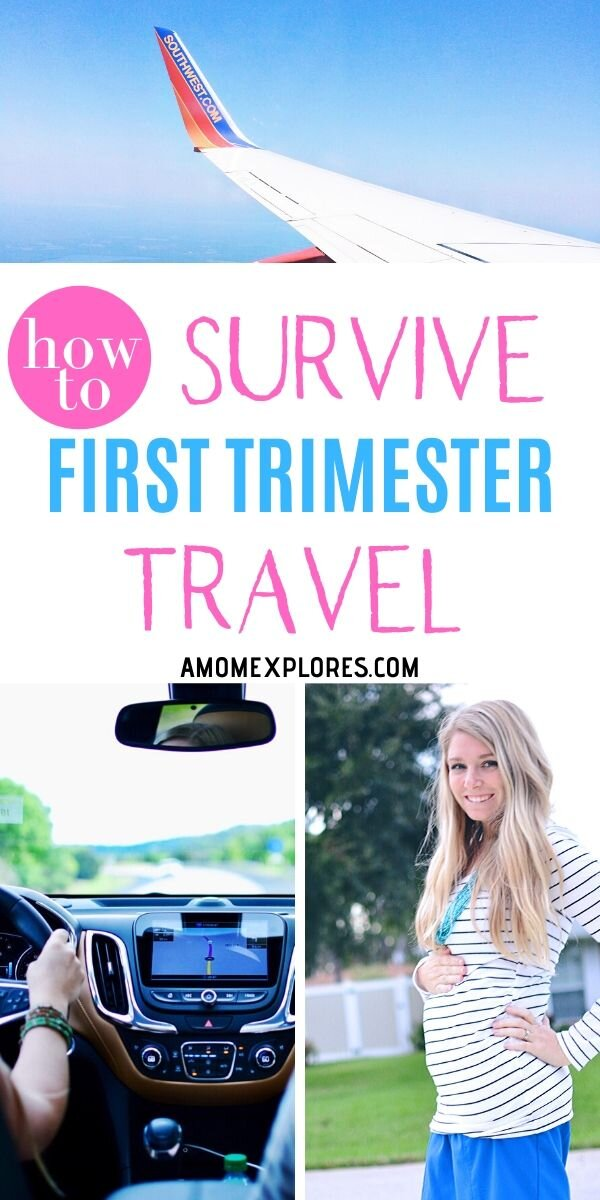 First Trimester Blog A Mom Explores