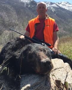 Montana Spring Black Bear Hunting