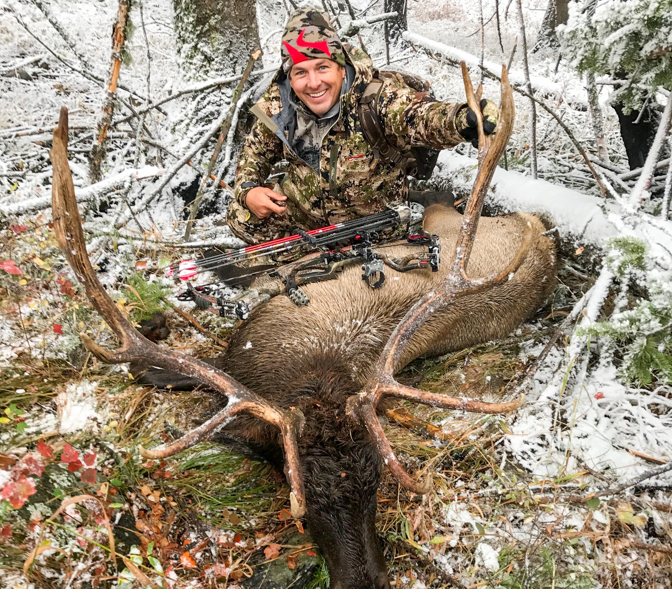 2017 Montana Elk Hunt