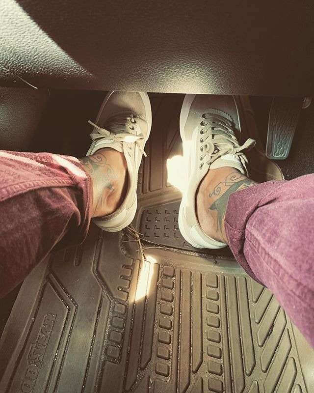 #manual #life  #girlswhodrivejeeps  @vans  @jeep