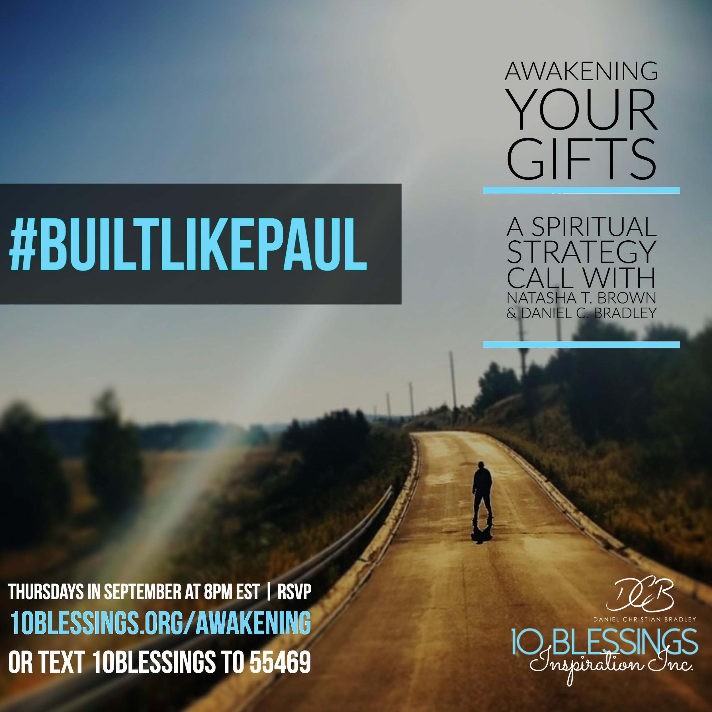 Join us tonight for part 1 of #BuiltLikePaul hosted by Natasha T. Brown & Daniel C. Bradley.  Dial in at 8pm EST!218-895-4502 pass: 3333#.