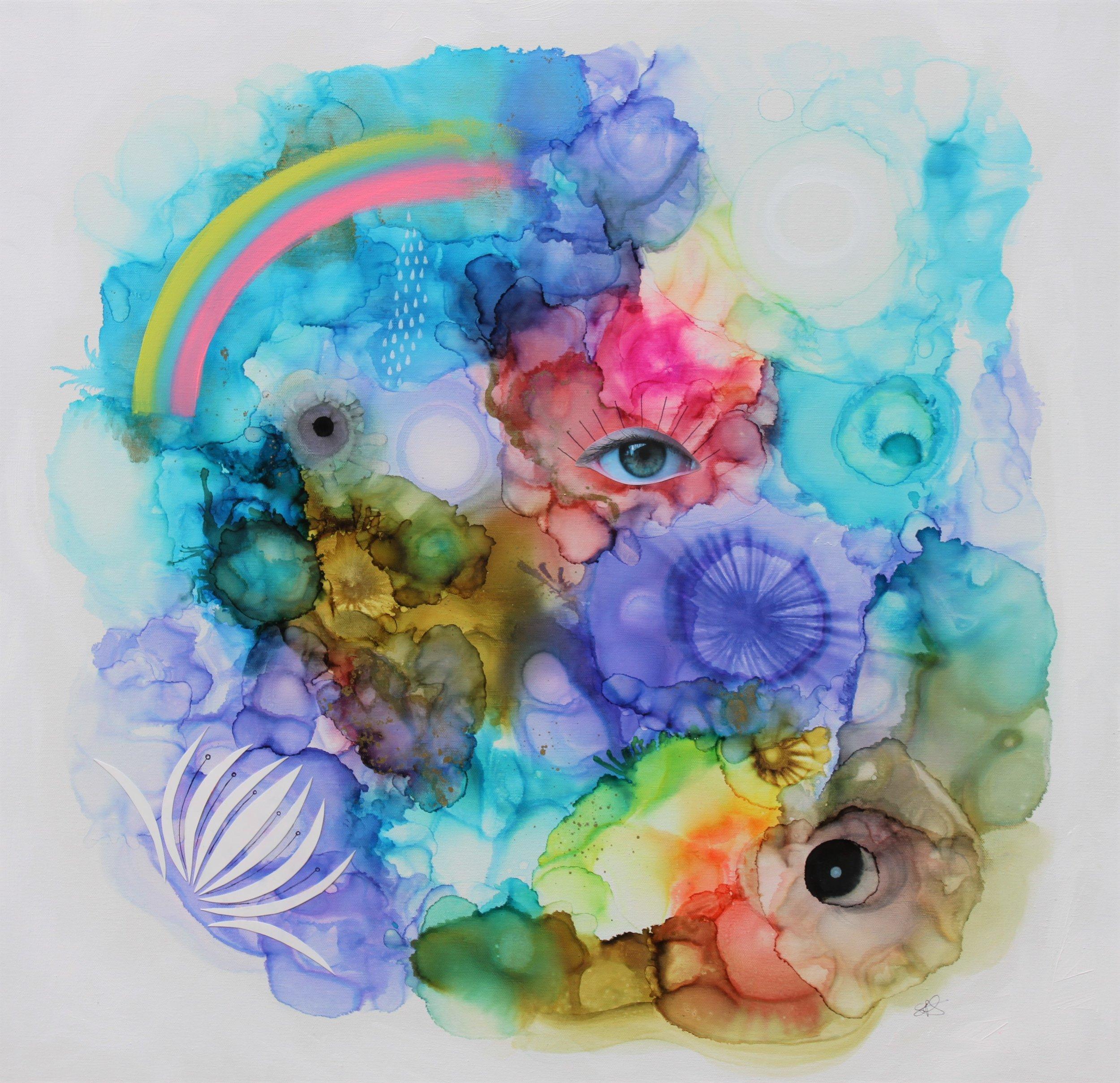 Sarah Renzi Sanders Art