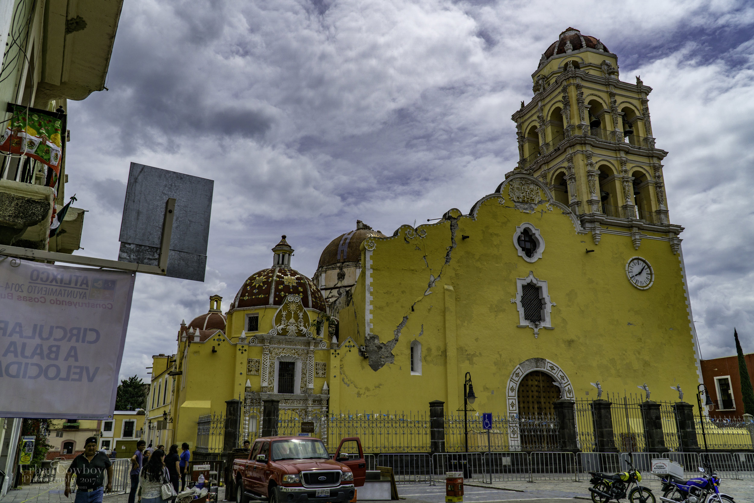Atlixco's Main Cathedral