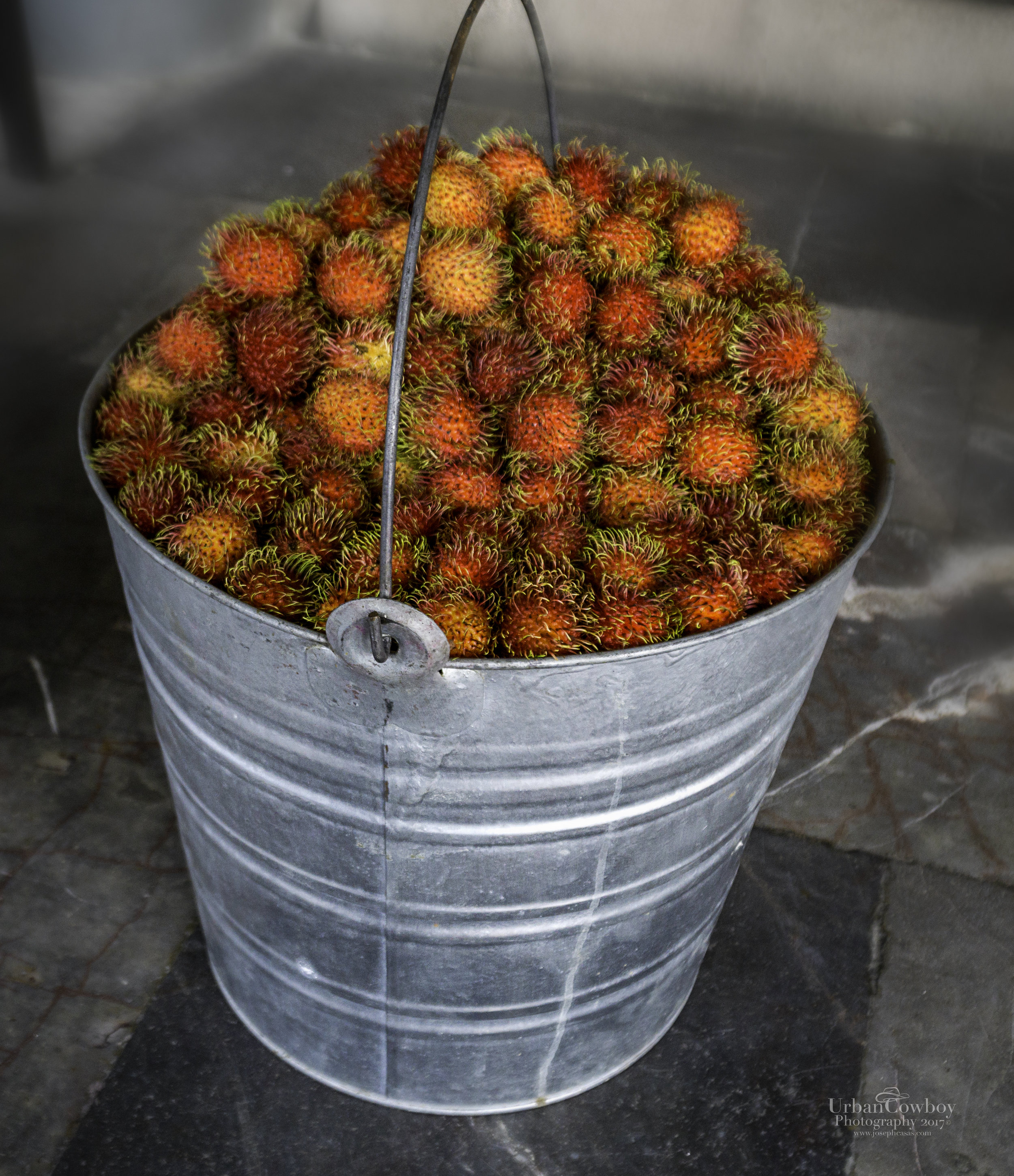 Lychee Fruit - Traditional Mexican Fruit