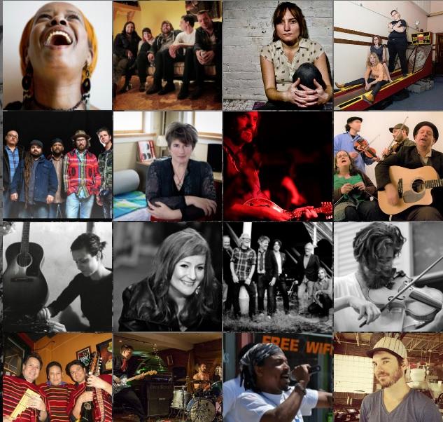 Playlist Artists
