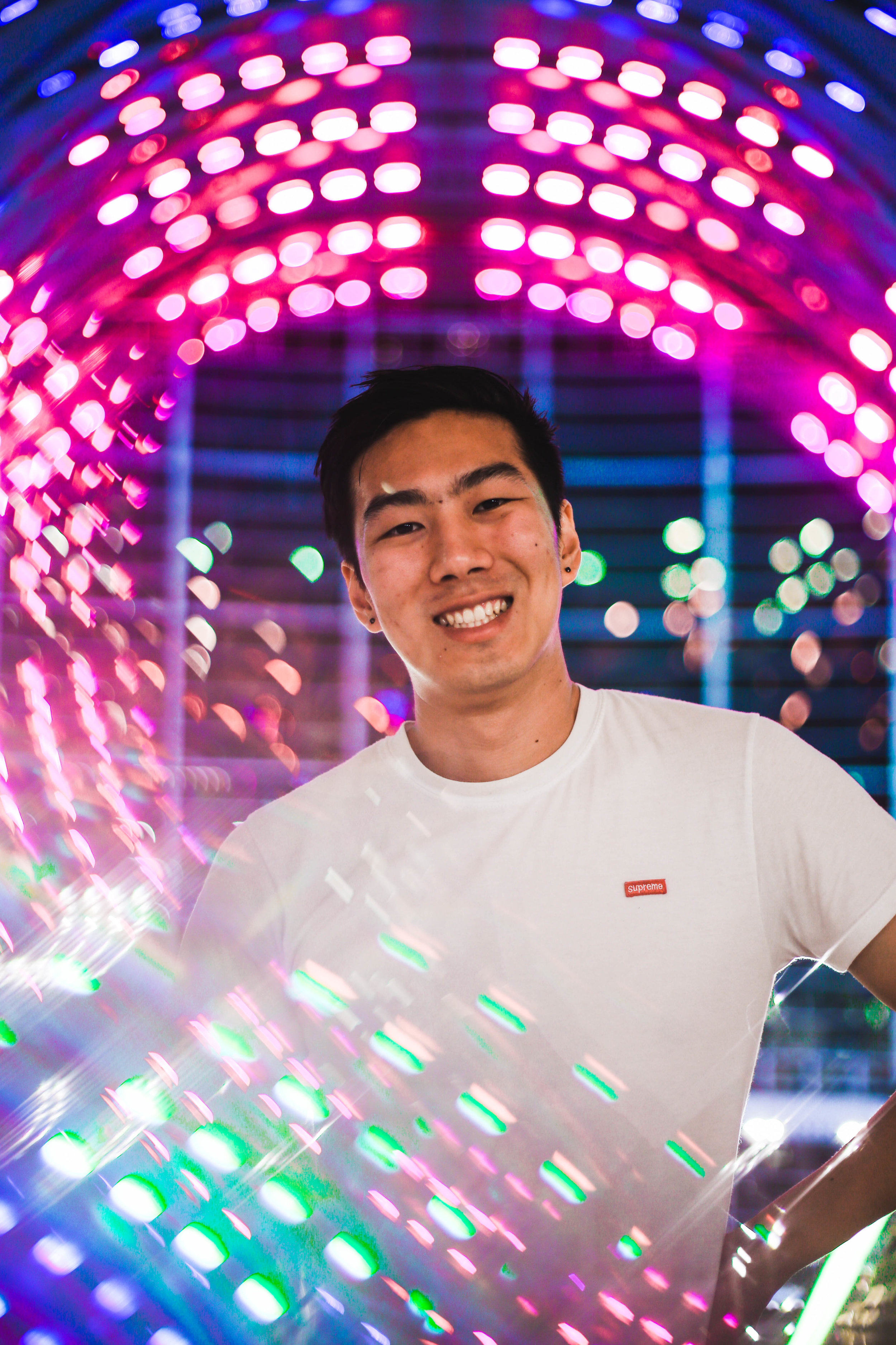 Casey Takeda -Brand Manager - Casey is from SoCal and currently works in SF. He has a passion for music while his other interests include video games, bartending, and being tech trash.